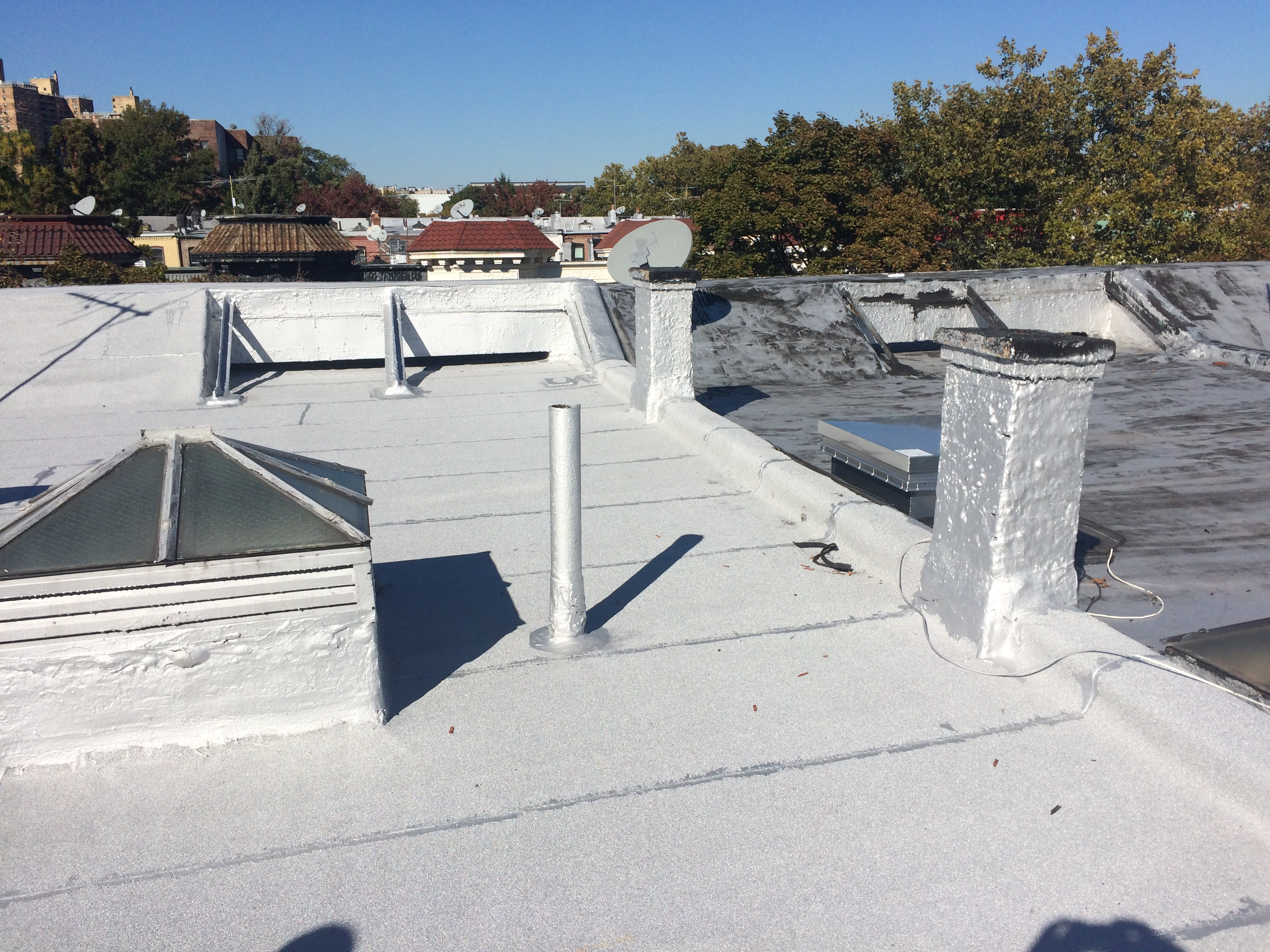 How to install a solar system on my roof - The Maple Street Roof Pre Installation