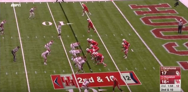 Scouting Report: The Oklahoma Defense - Shakin The Southland