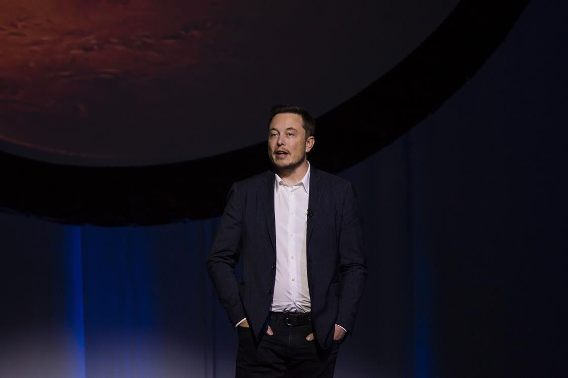 Elon Musk reveals plans to colonize Mars with