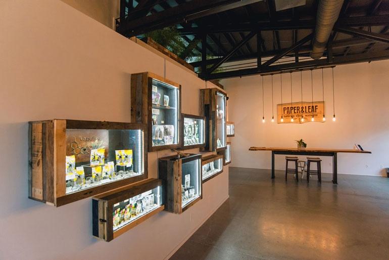 These 10 marijuana dispensaries break stereotypes with - Interior design bainbridge island ...