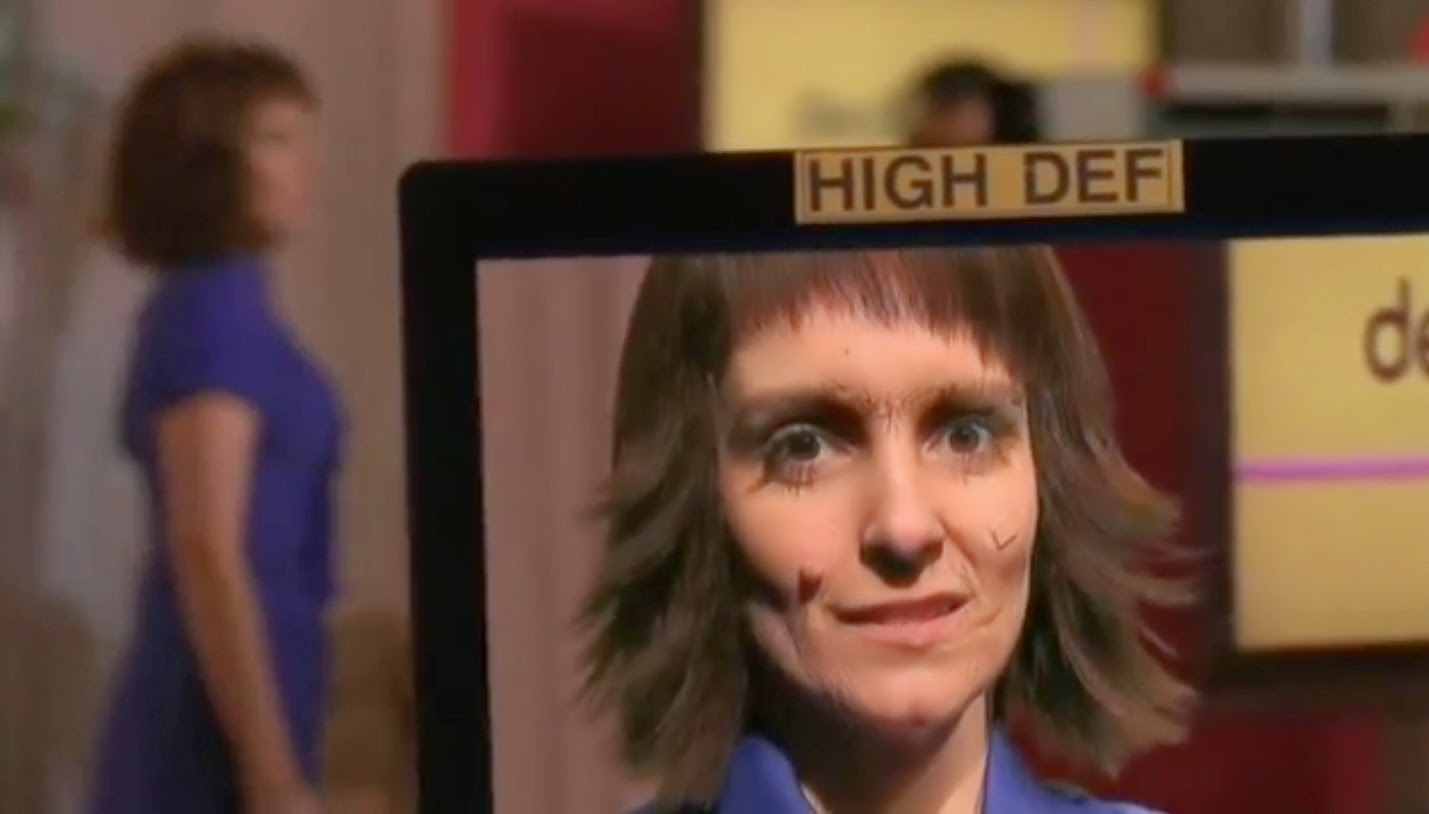 30 Rock Camera : Tina fey wanted rock to be the next home improvement we re so