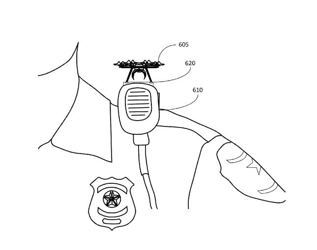 Amazon eyeing drones as bodyguards, lost child locators
