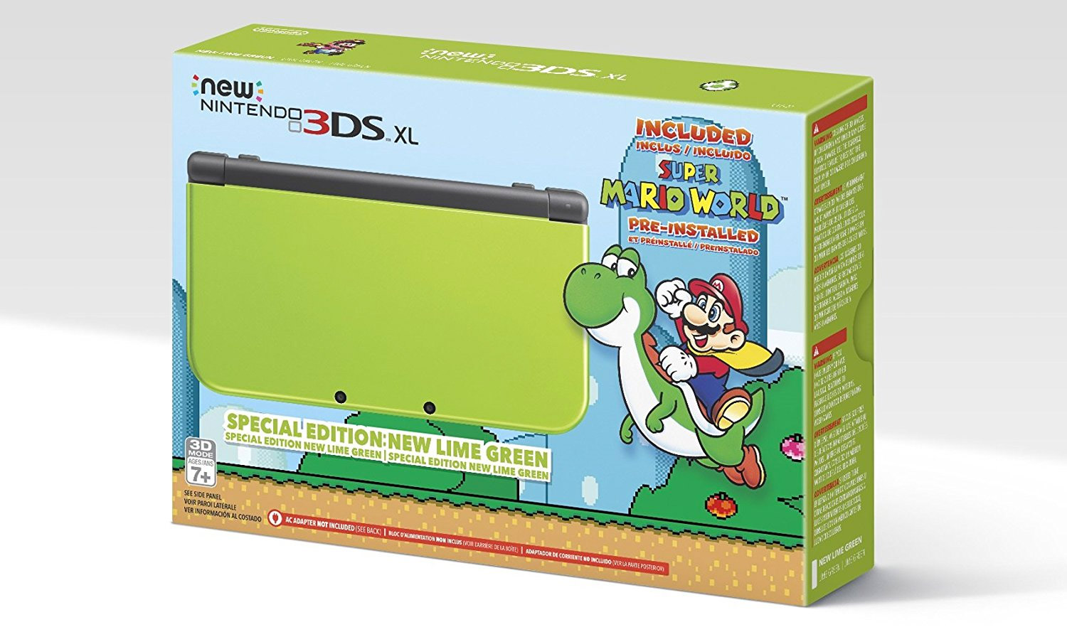 Image result for lime green 3ds