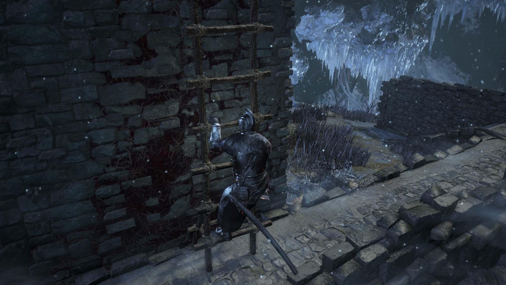 dark souls 3 how to get to corvian settlement
