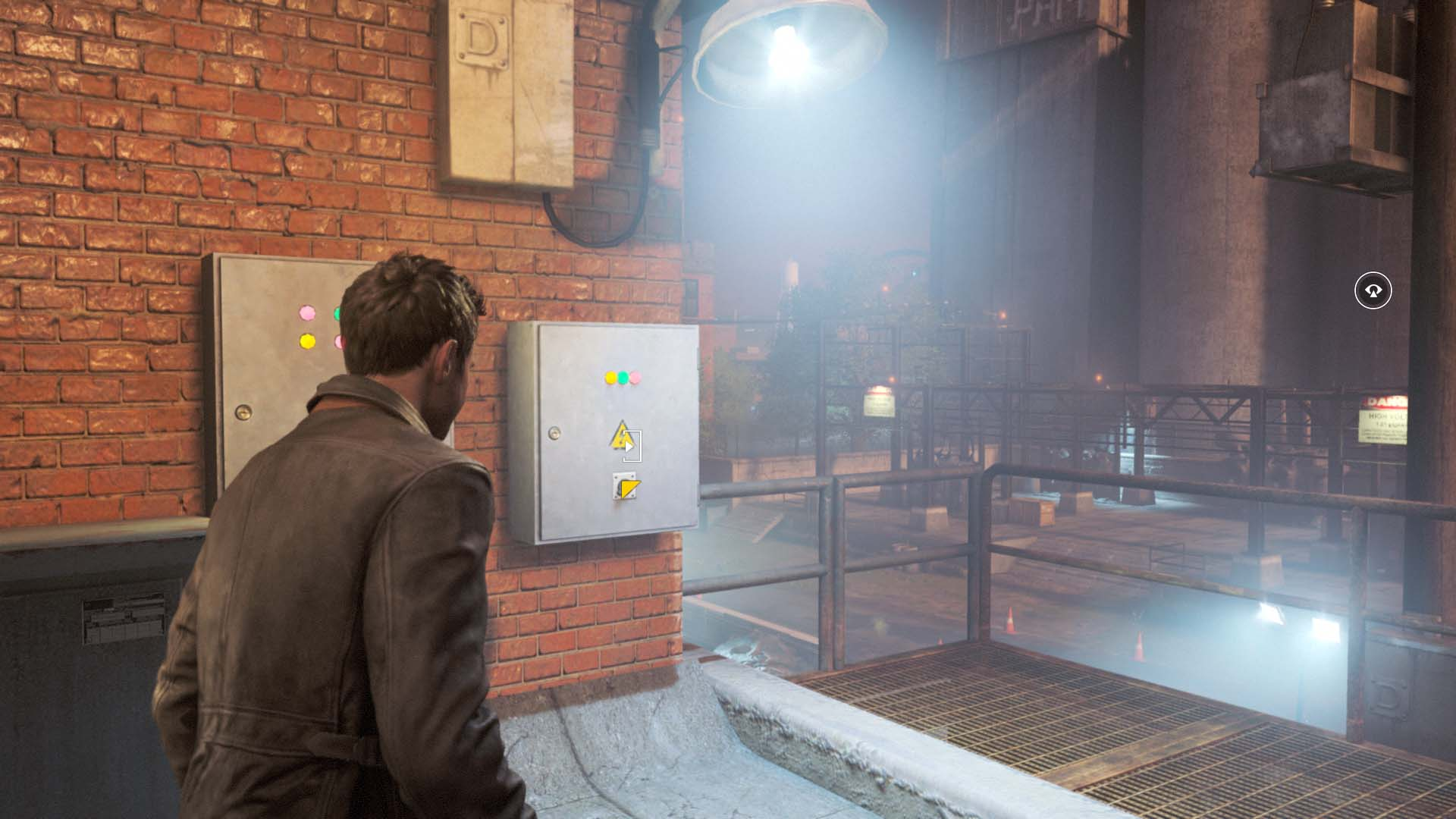 Quantum Break Collectibles Act 4 Polygon The Game Fuse Box Turn Around To Interact With A That Activates Final Ripple Of
