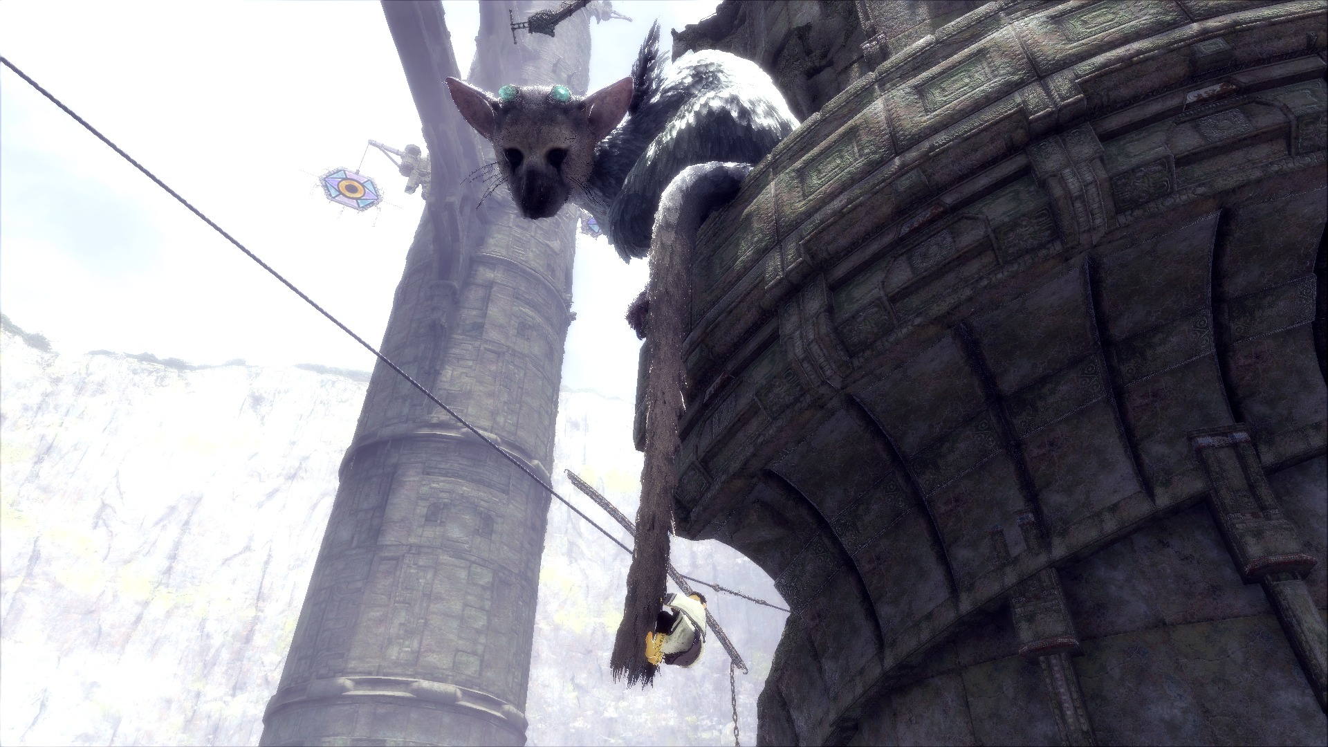 New The Last Guardian Trailer Showcases The Action