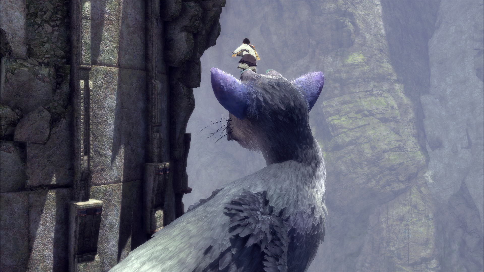 30 minutes of new The Last Guardian gameplay footage released