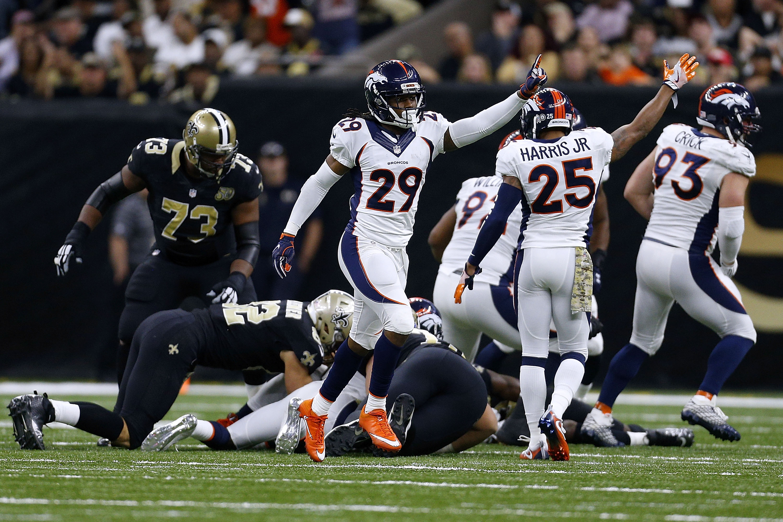Denver defense opportunistic in 25-23 triumph over Saints
