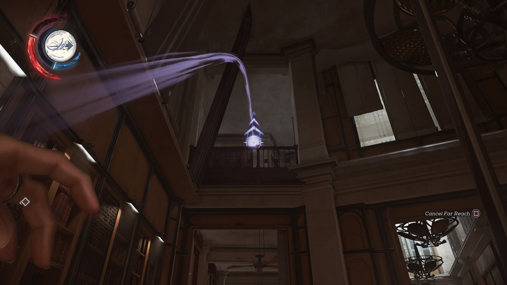 Dishonored  Vice Overseer Confiscation Room Key