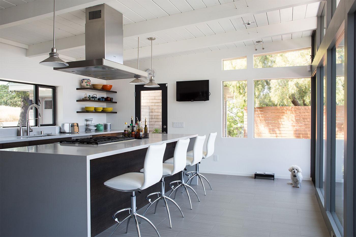 Wonderful Mid Century Modern Kitchen Part - 10: Wonderful Mid Century Modern Kitchen Amazing Ideas