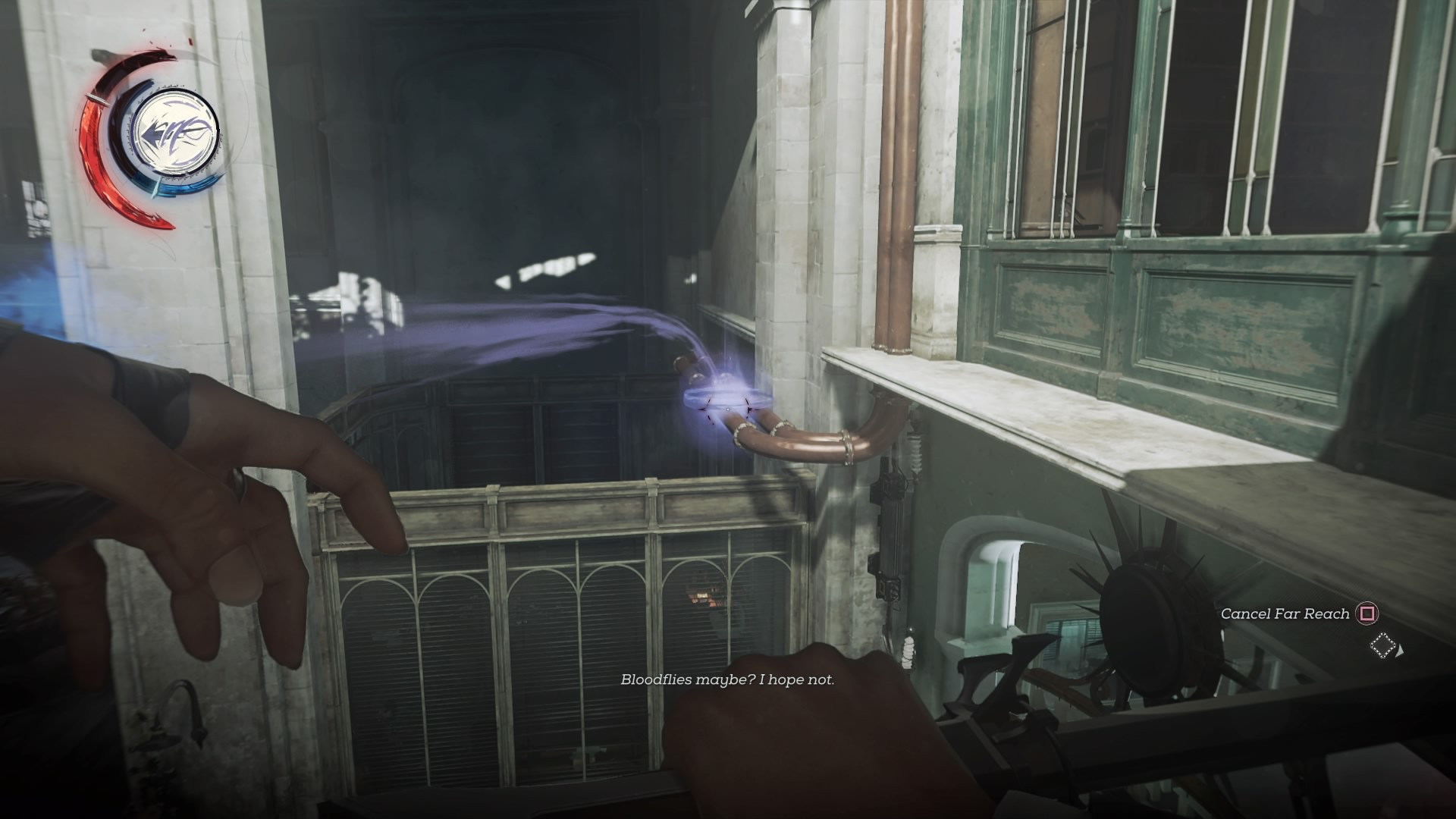 Dishonored 2 Walkthrough Level 2 Edge Of The World Polygon
