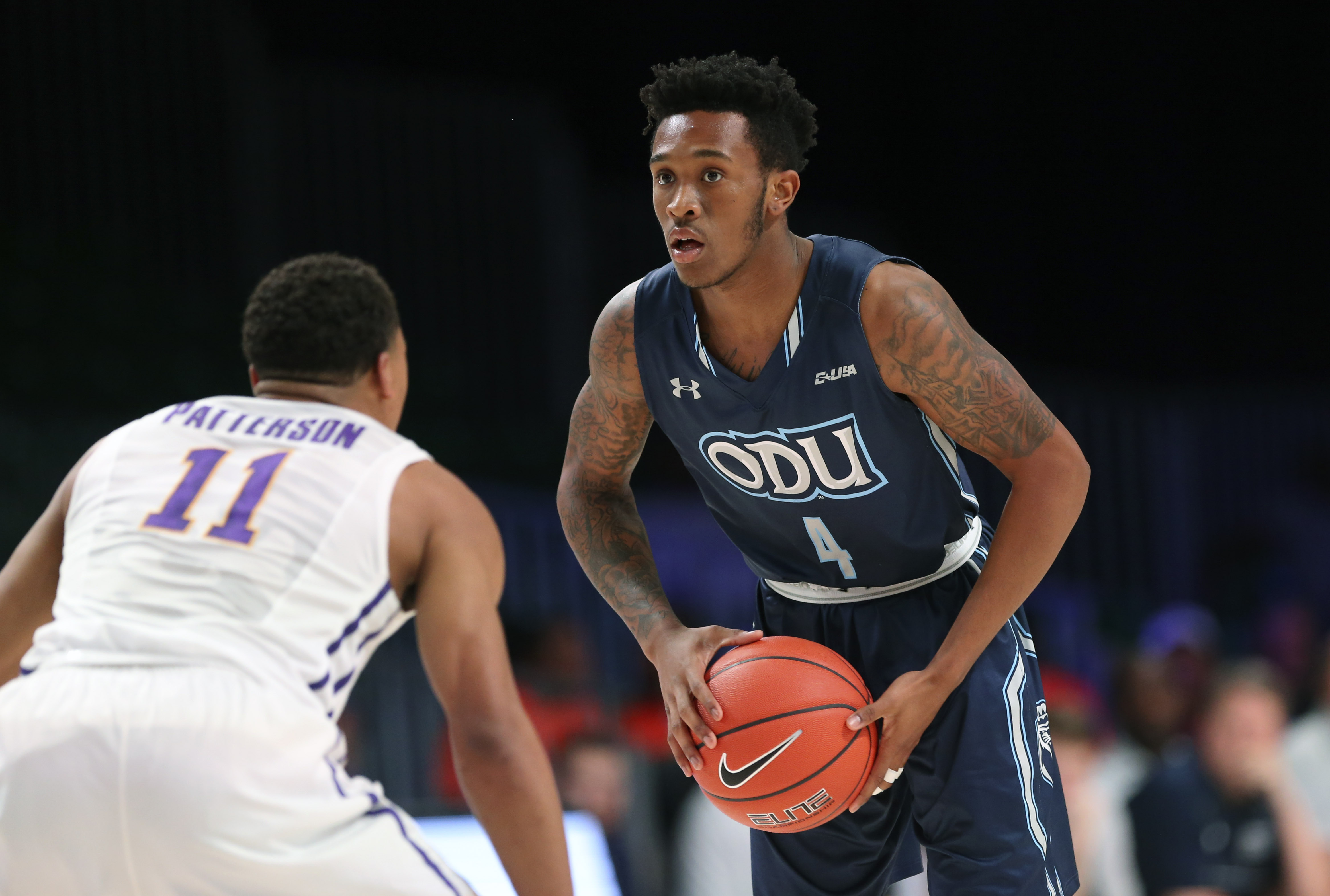 Old Dominion beats St. John's 63-55 in Battle 4 Atlantis