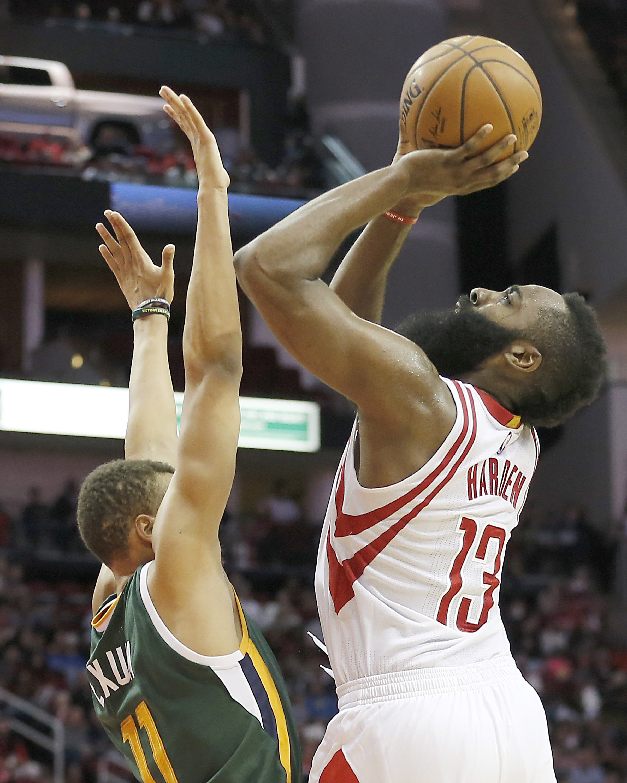 Houston Rockets At Utah Jazz Game Preview
