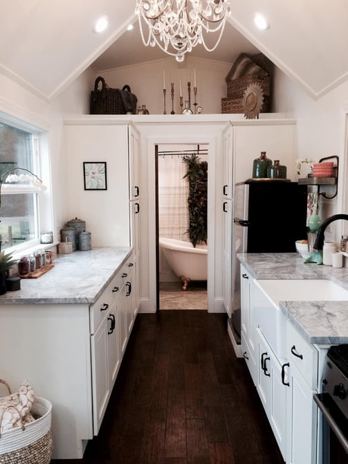 150K tiny house with motorized furniture is next level Curbed