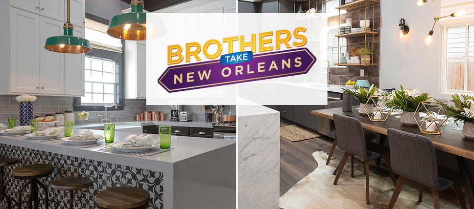 New Orleans Based Interior Designers Cast In The Property Brothers Local Sho