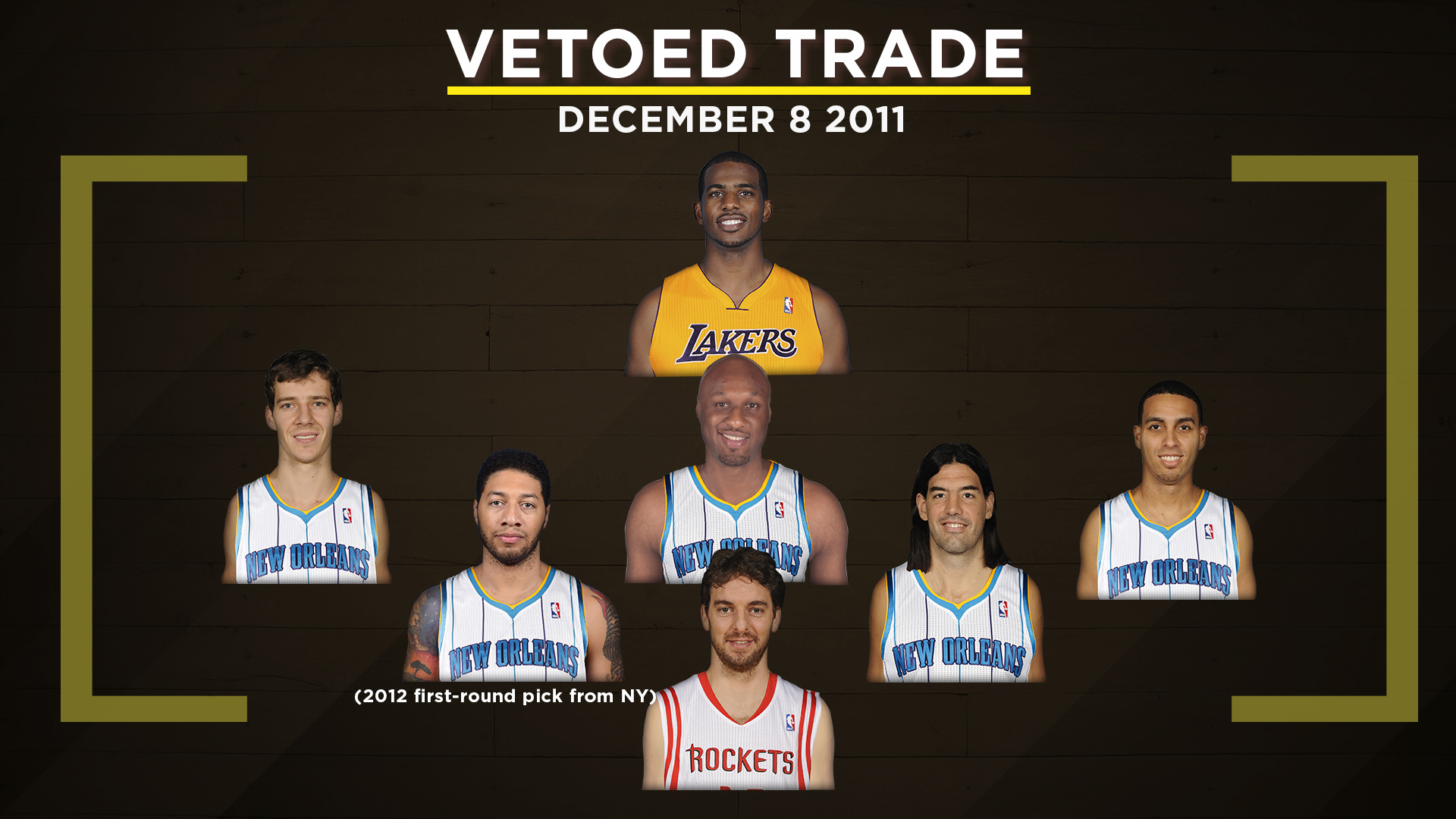 The Chris Paul trade veto was one of David Stern s biggest mistakes ... 12a75c68c