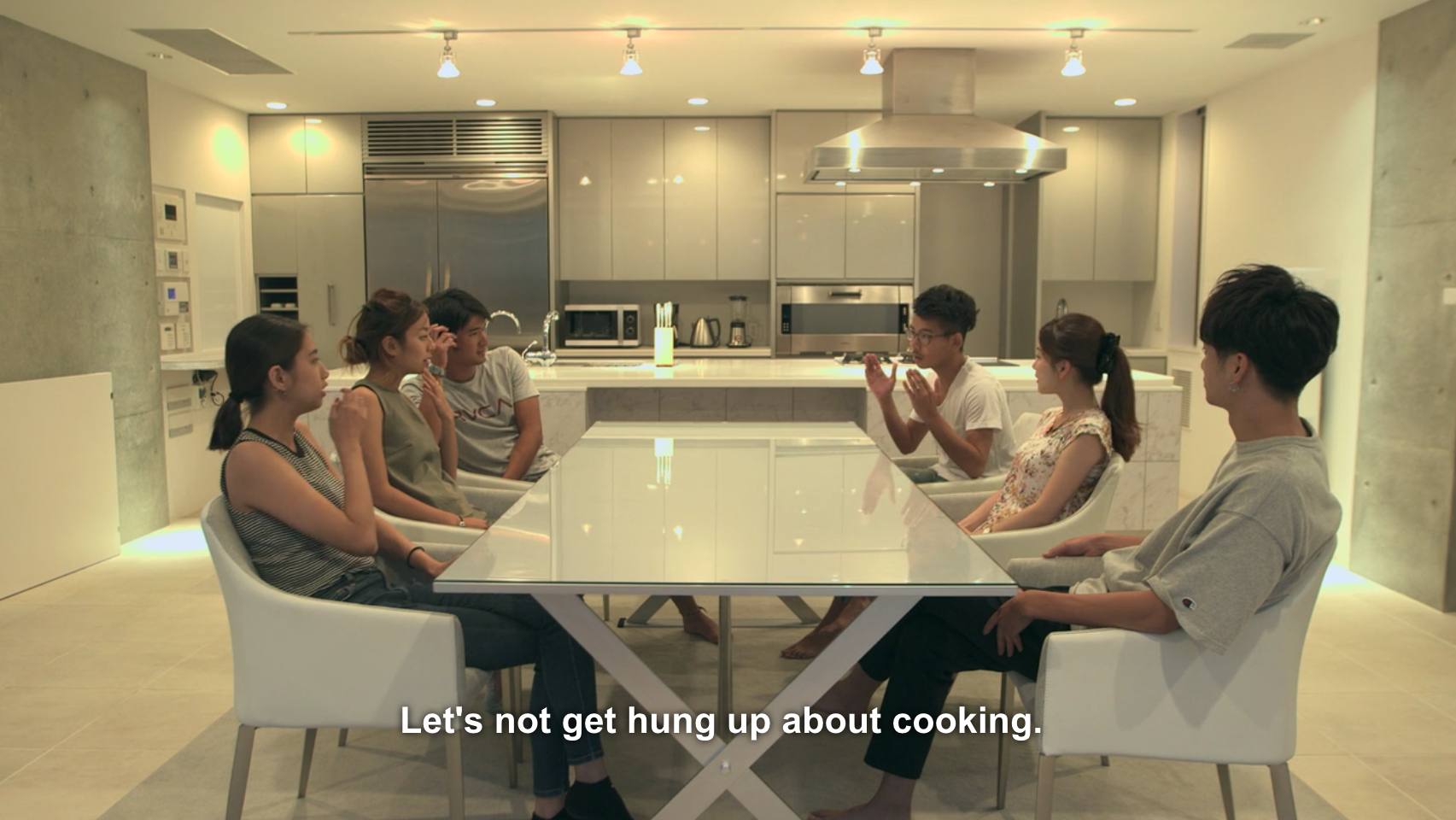 Terrace house fixes what s broken in reality tv polygon for Terrace house reality show