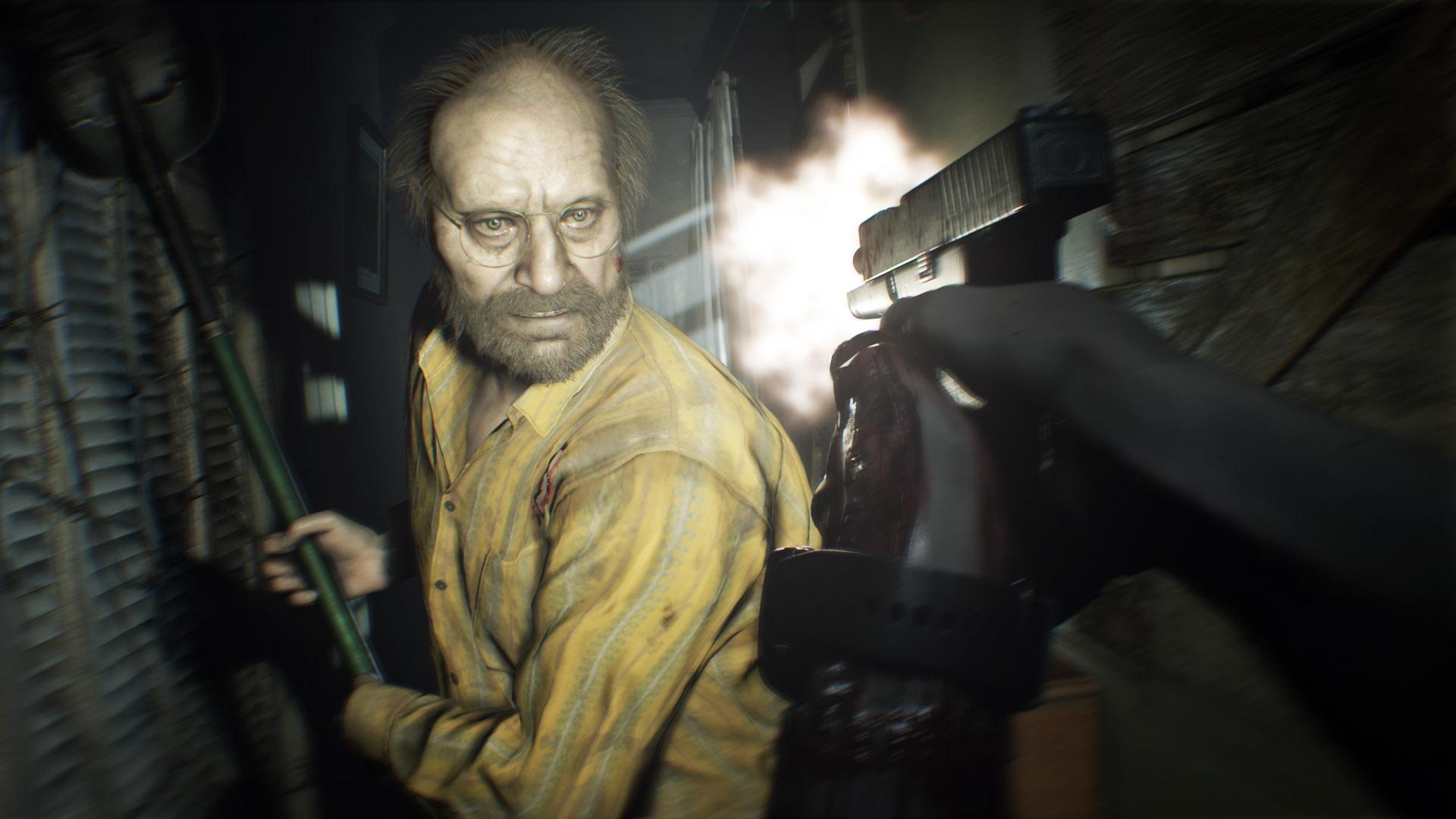 بازی Resident Evil 7 biohazard