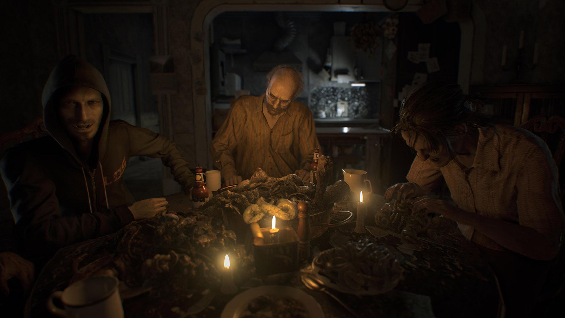 Скачать игру Resident Evil 7 Biohazard 2017 РС  Repack
