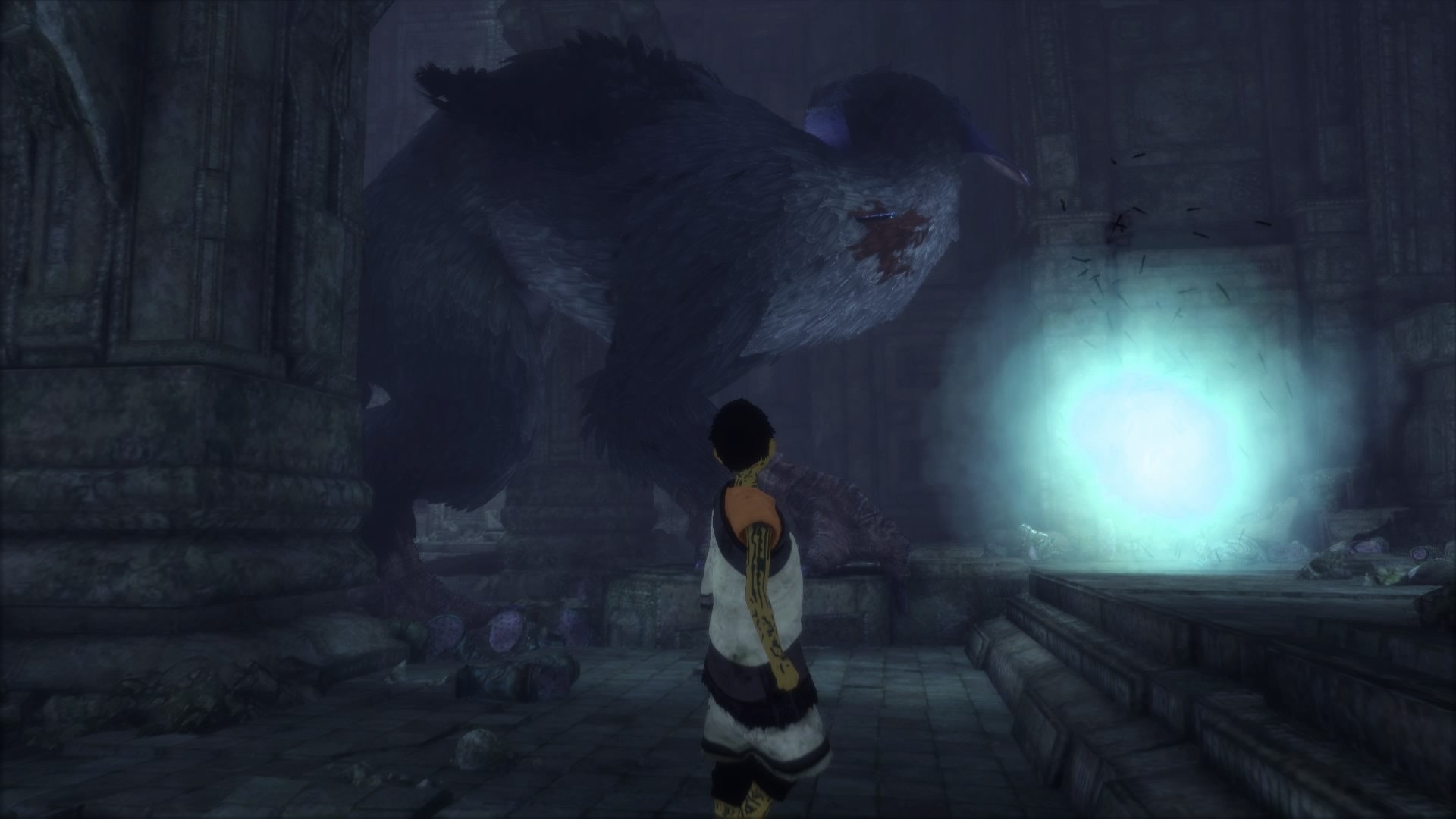 the last guardian walkthrough polygon