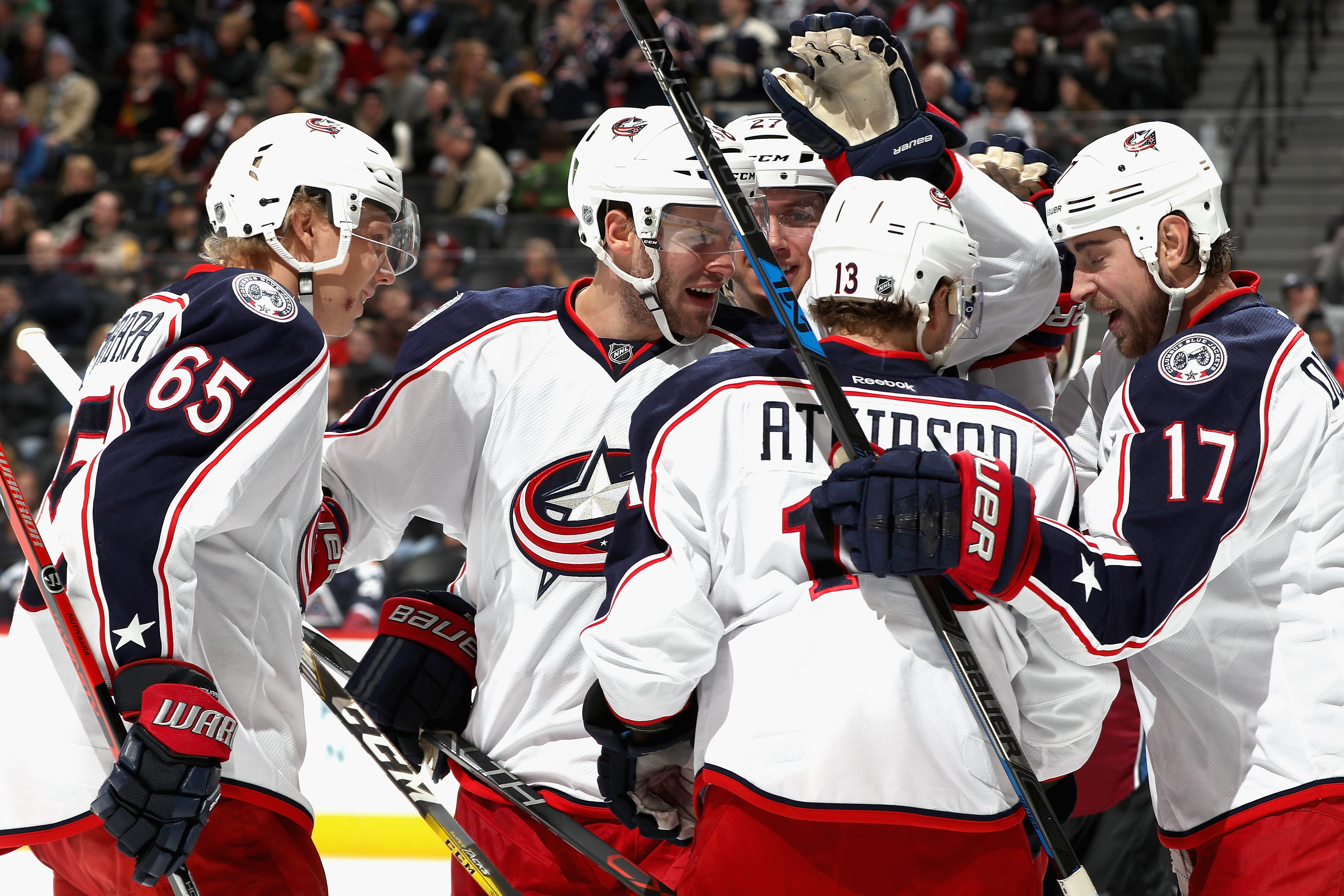 Nhl Columbus Blue Jackets Roster Statscan - Jackets In My Home