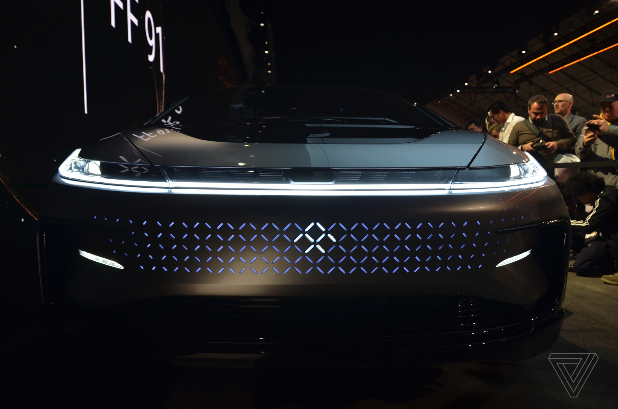 Faraday Future FF 91 EV Promises an estimated 378 mile Range