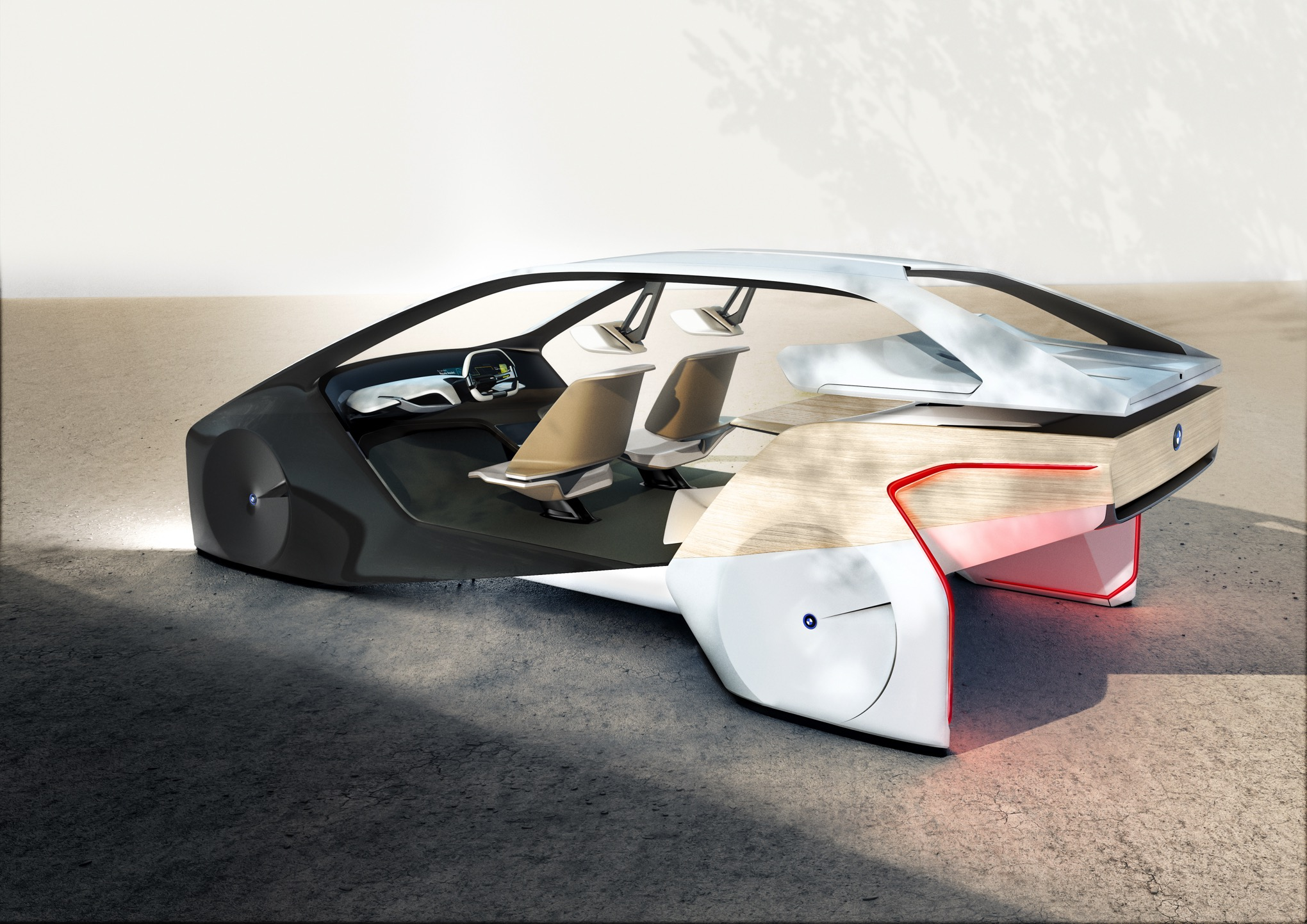 BMW thinks your car interior will look like this in five years - The ...