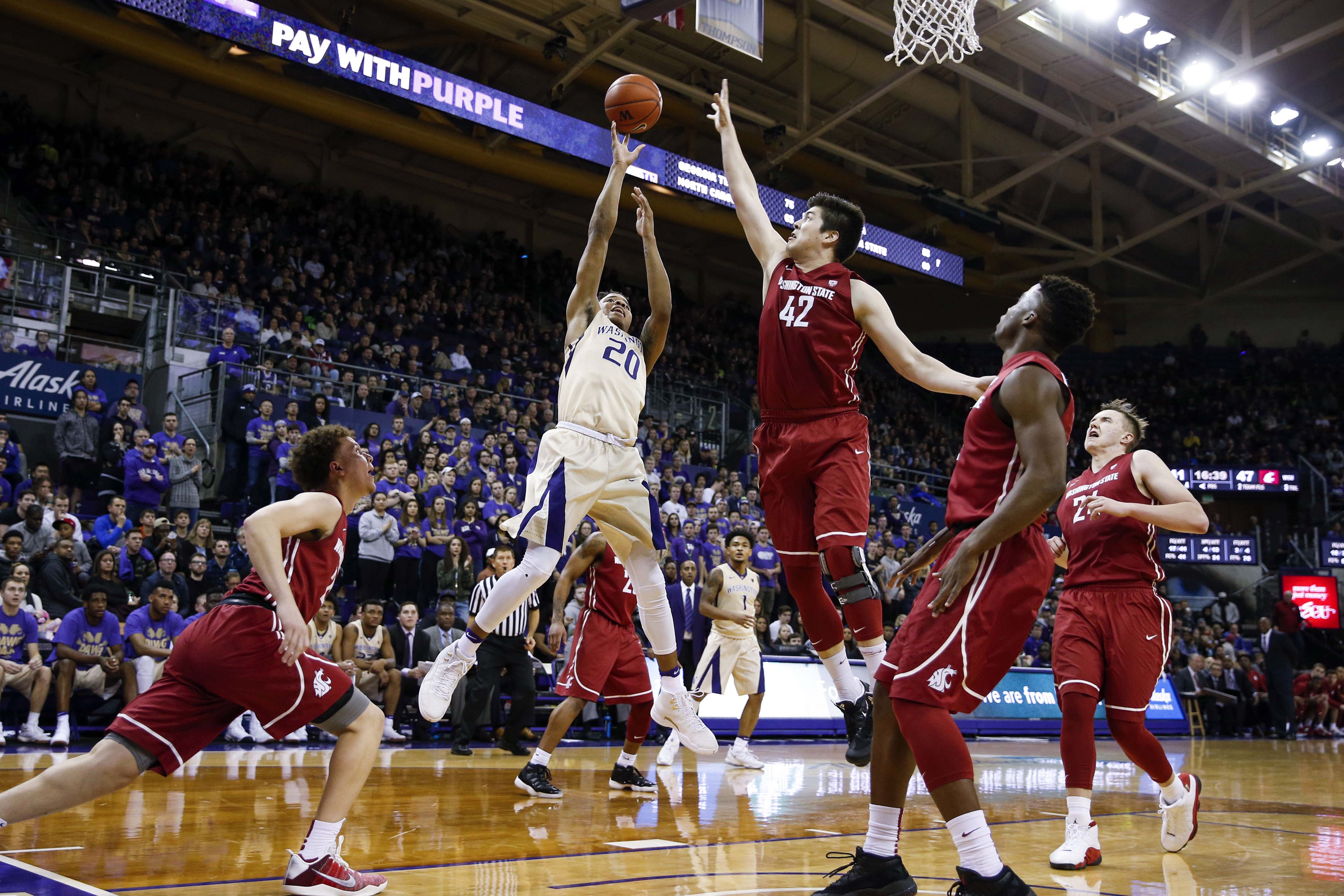 'Stanford vs. Washington - 1/14/17 College Basketball Pick, Odds, and Prediction'
