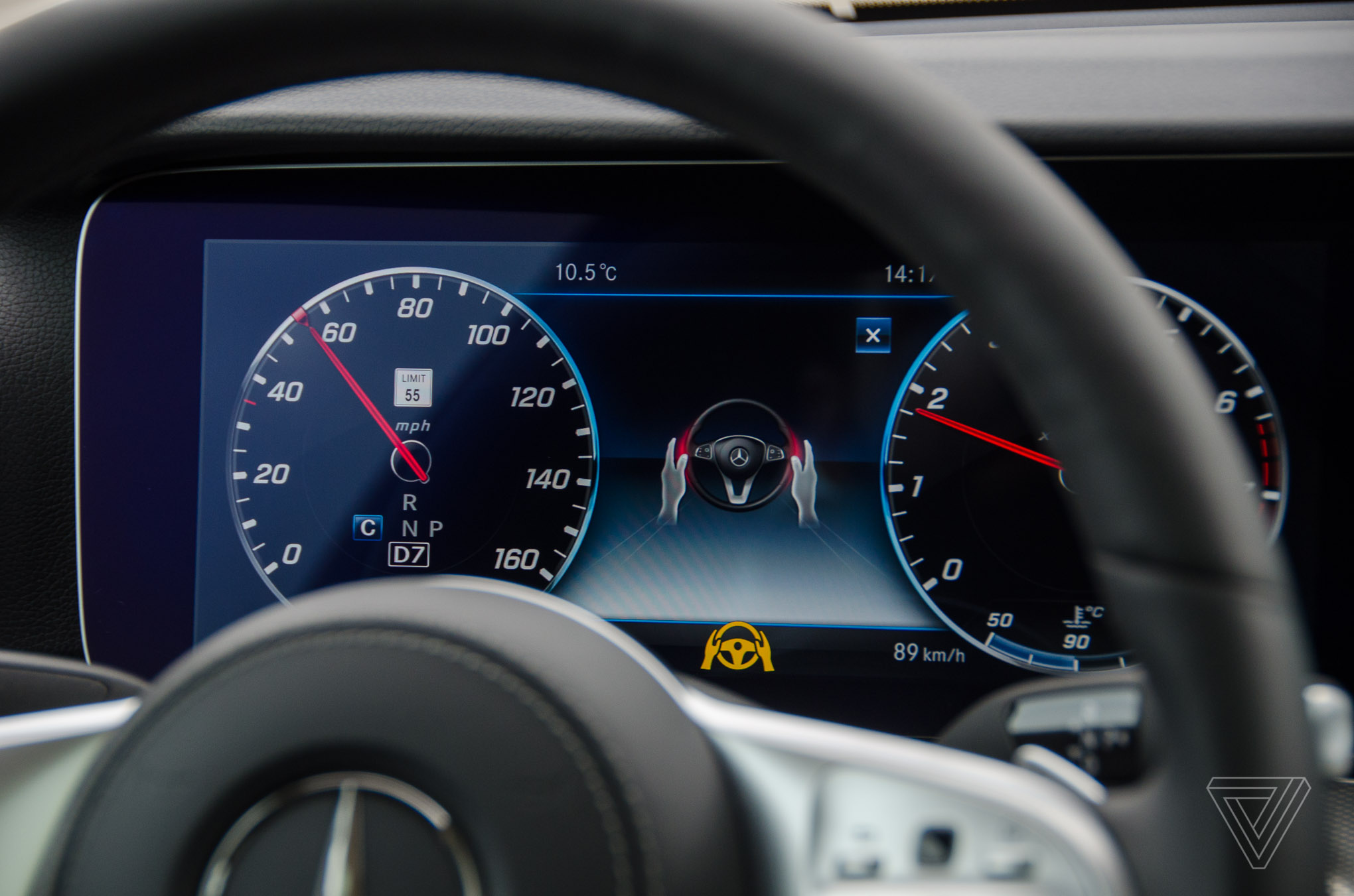 Mercedes Will Give Tesla S Autopilot Its First Real