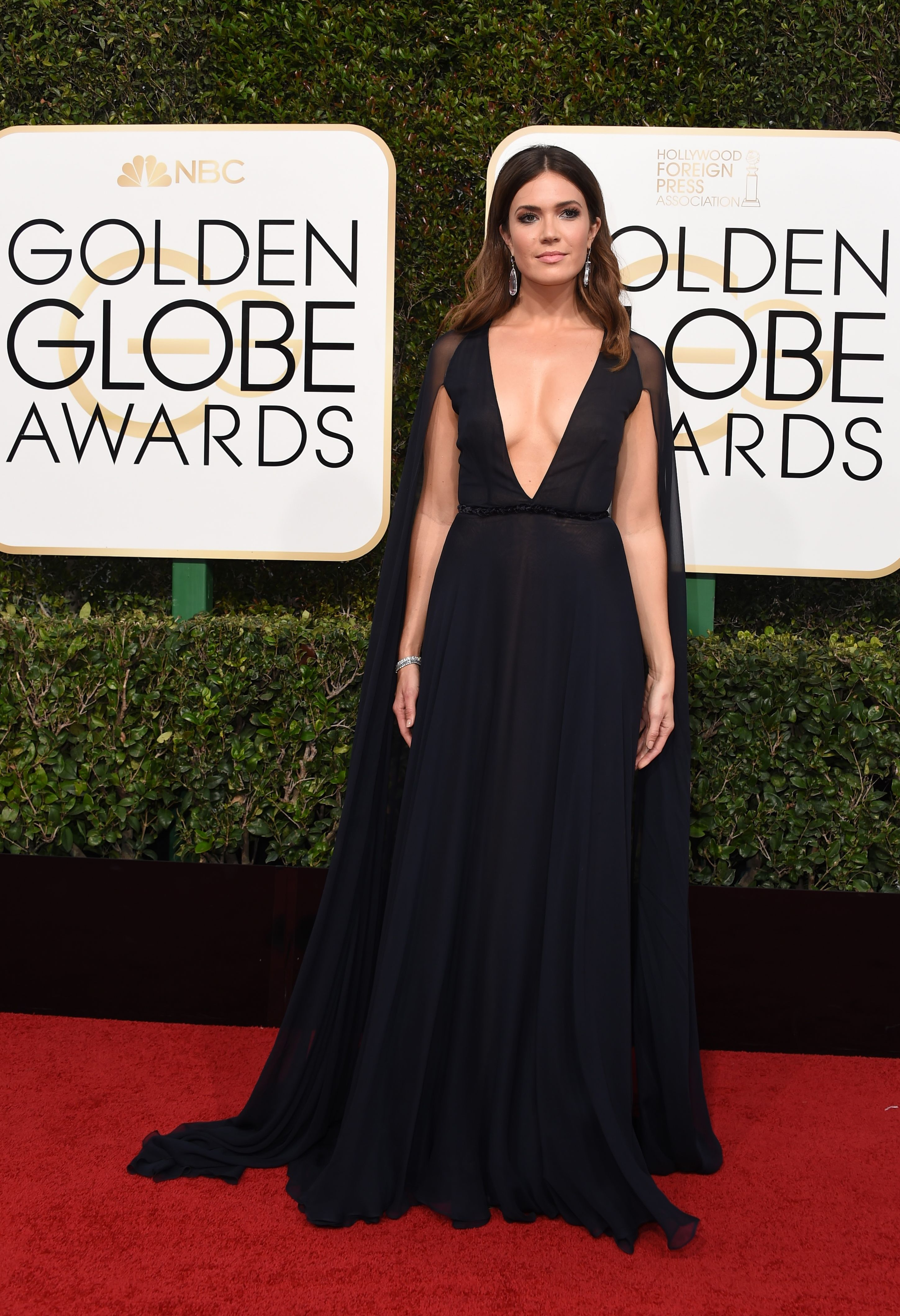 Mandy Moore Is Basically A Red Carpet Superhero Racked