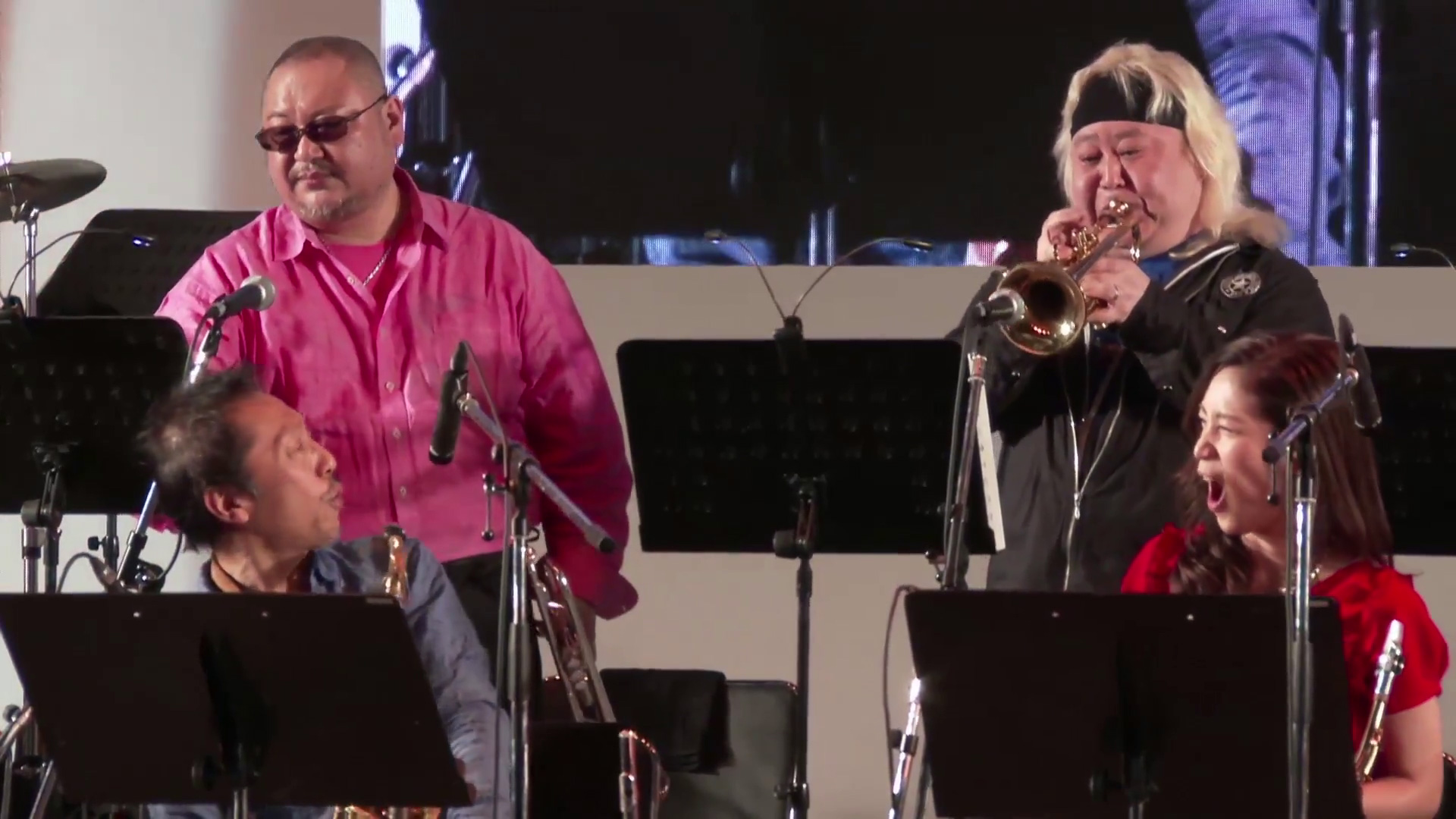 Nintendo Special Big Band - Pokémon trumpet solo