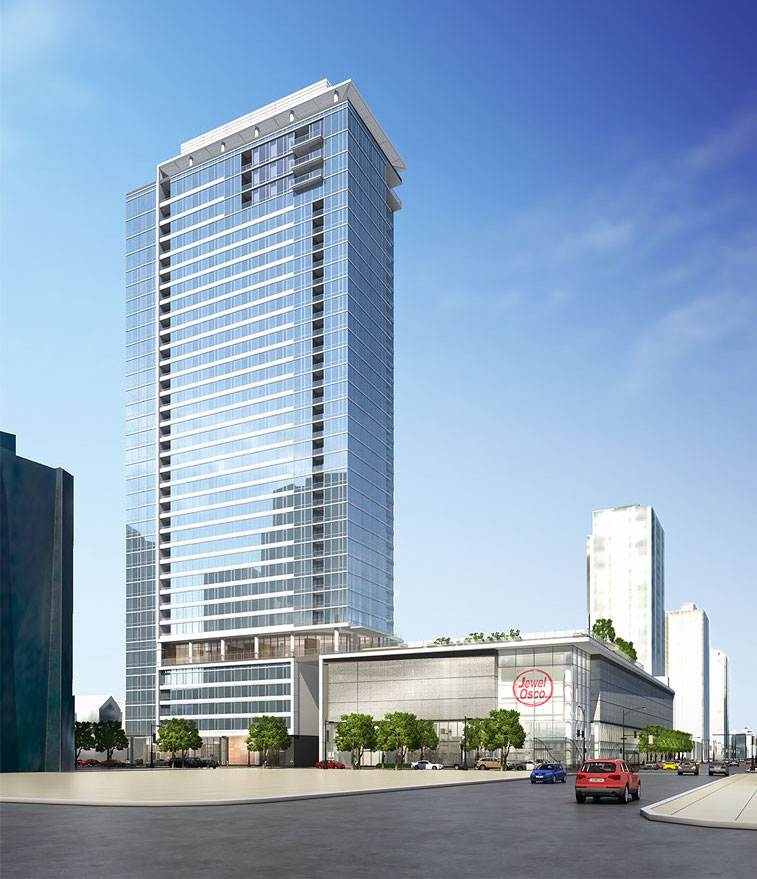 Sinclair Apartments: Upcoming Gold Coast Rental Tower Shows Off Its Amenities