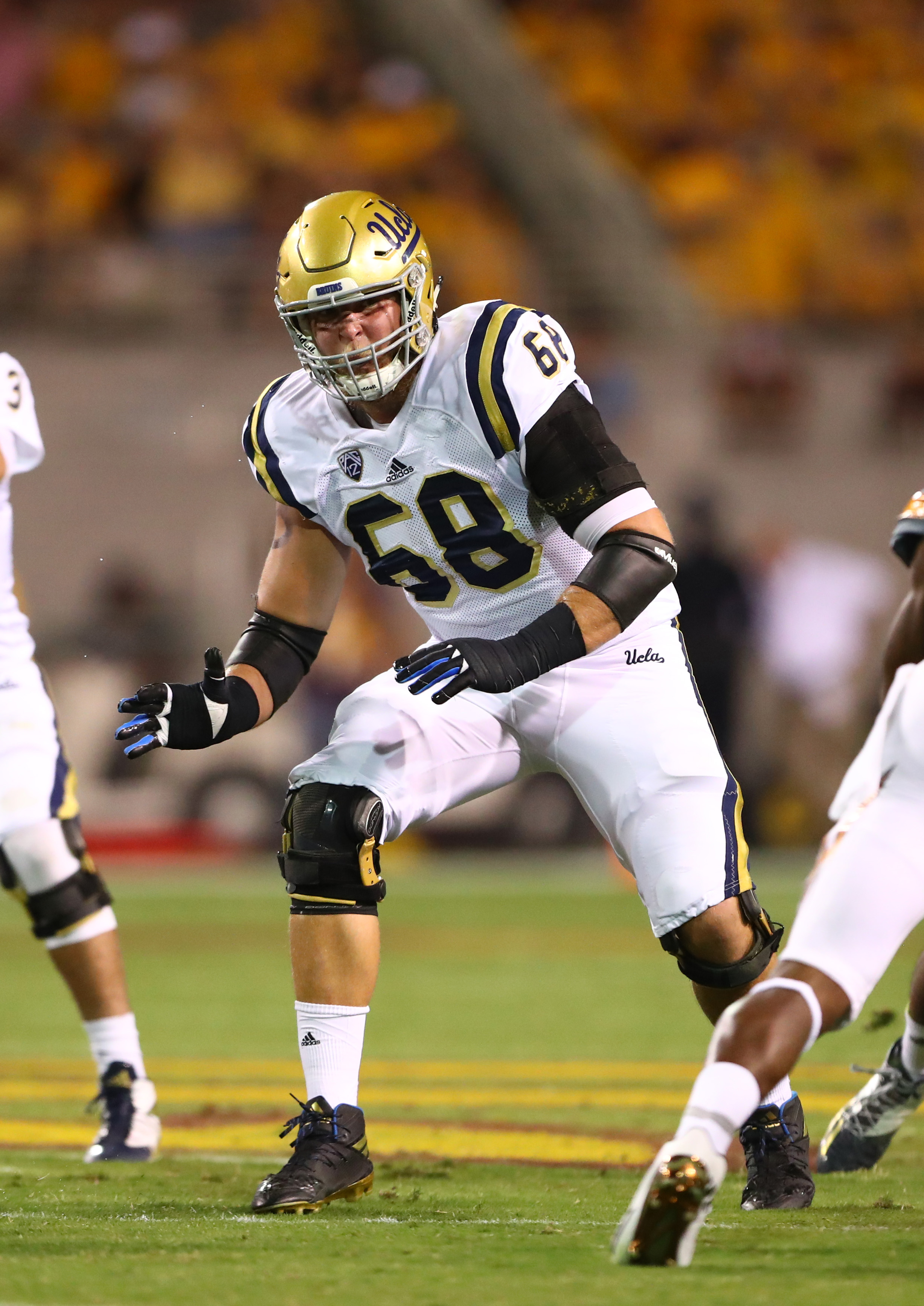 NCAA Football: UCLA at Arizona State