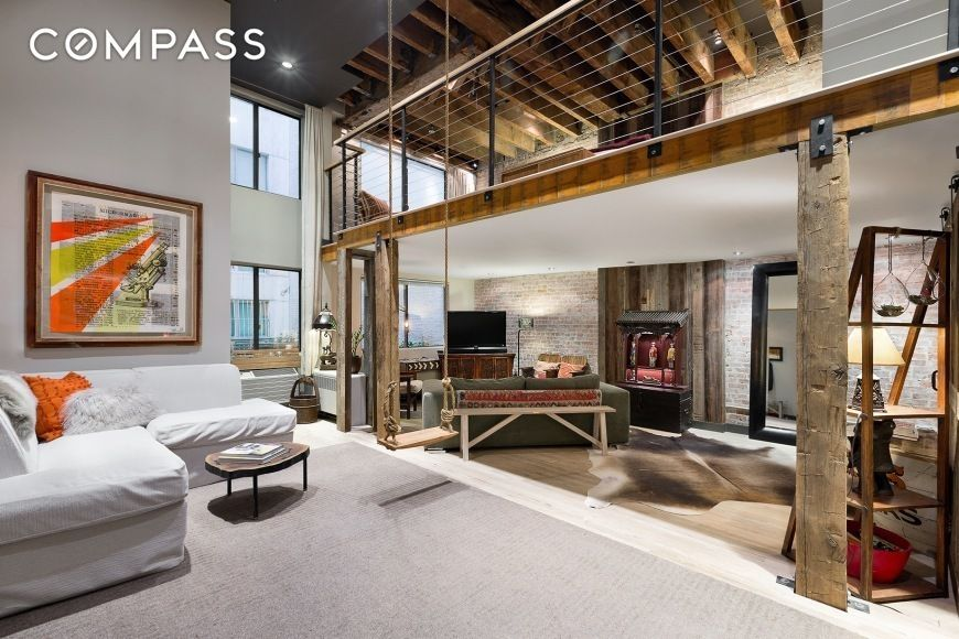 Renovated Tribeca Loft With Rustic Touches Wants 1 65m