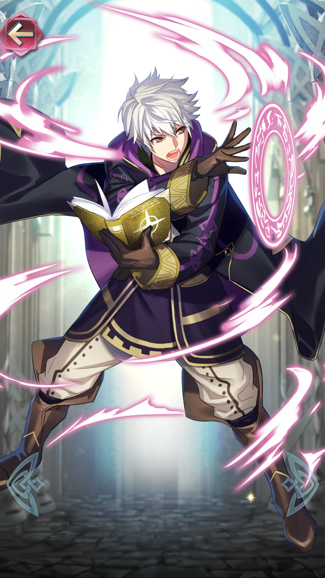 Nintendo S Fire Emblem Heroes Is A Complex Strategy Game