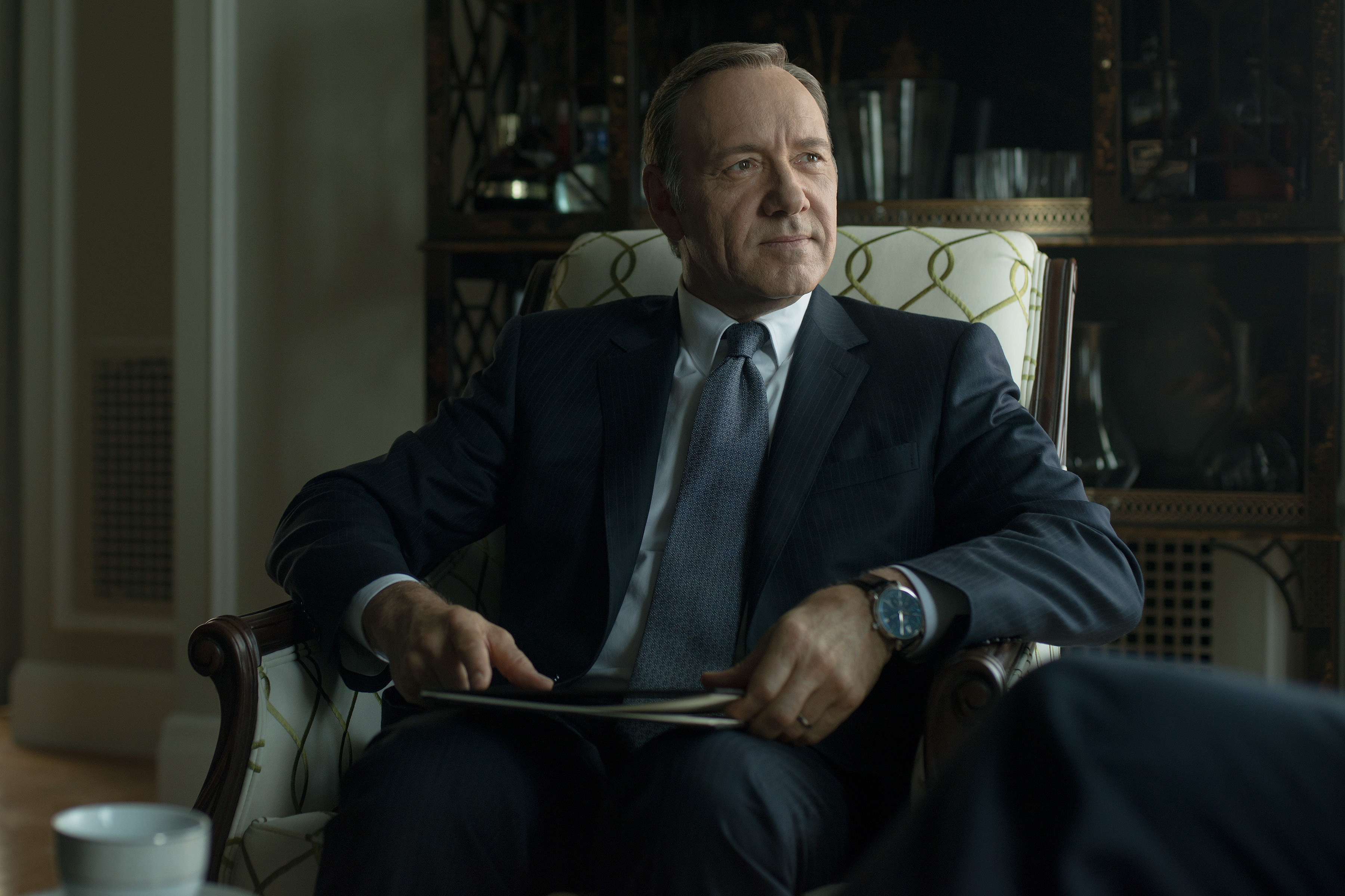 house of cards rowing machine meaning
