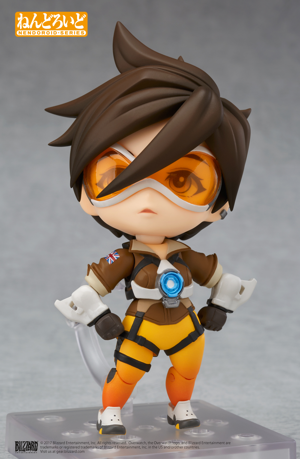 Super Cute Overwatch Nendoroid Toys Coming Starting With