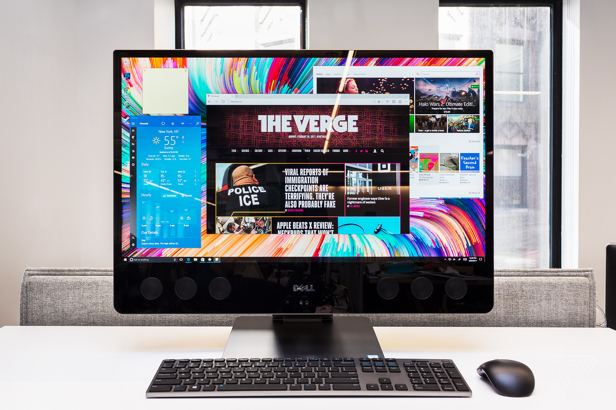 The desktop PC is finally cool - The Verge