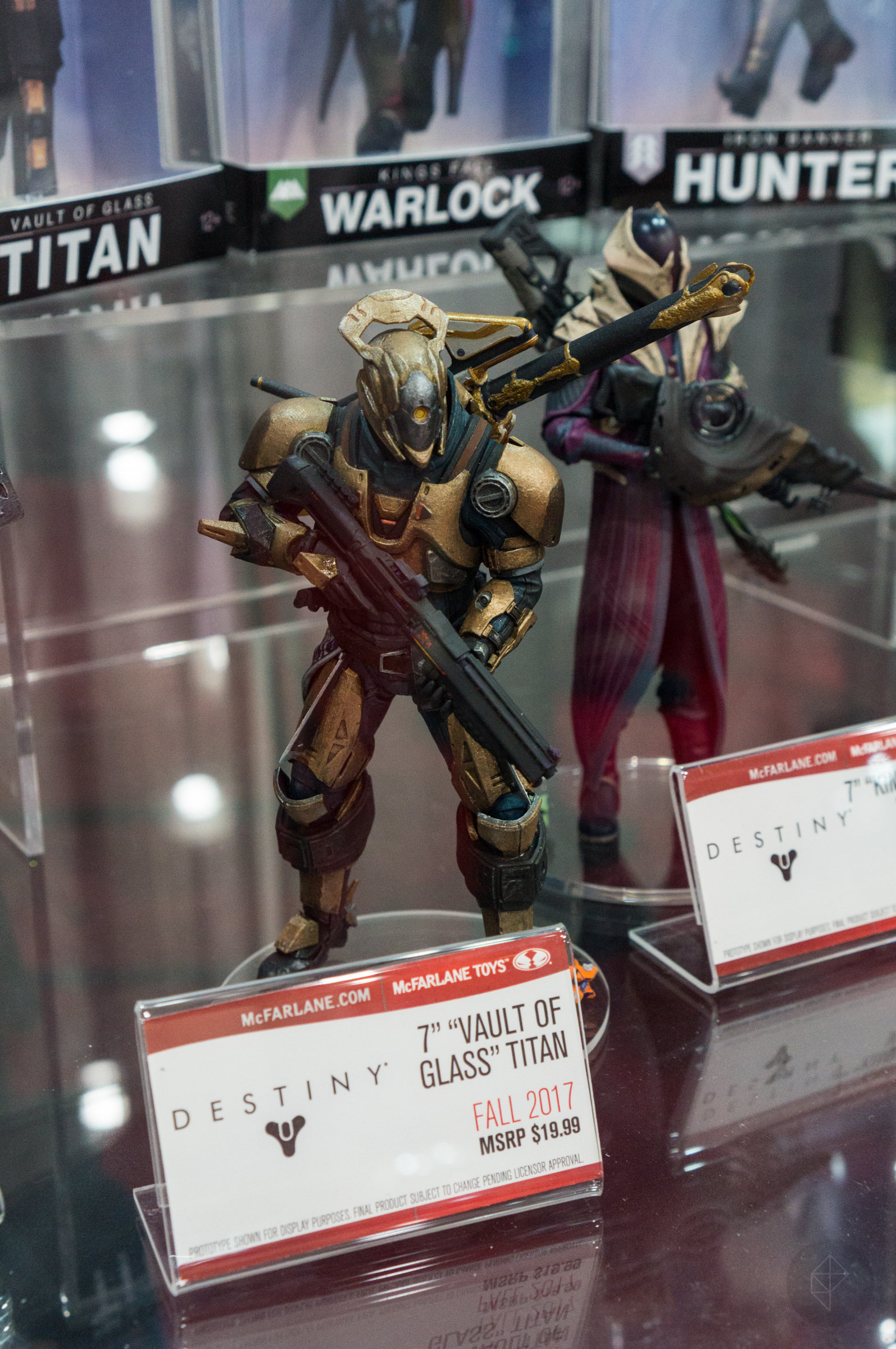 destiny is finally getting great action figures you can