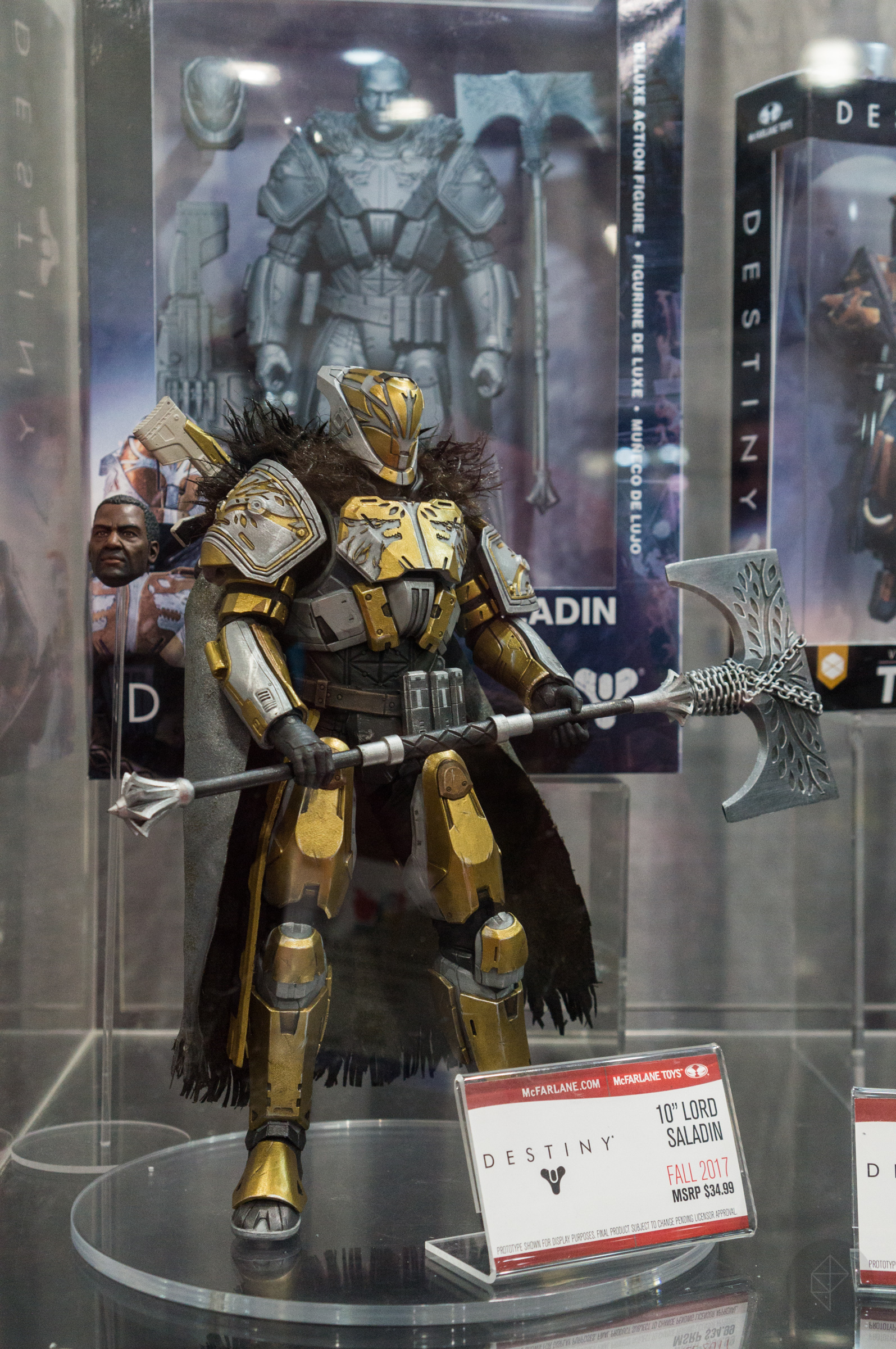 Destiny is finally getting great action figures you can ...