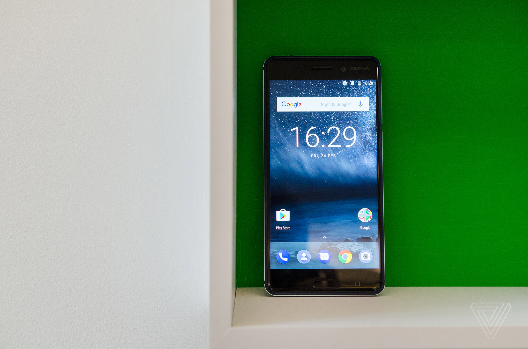 Nokia is back from the dead with a trio of pure Android