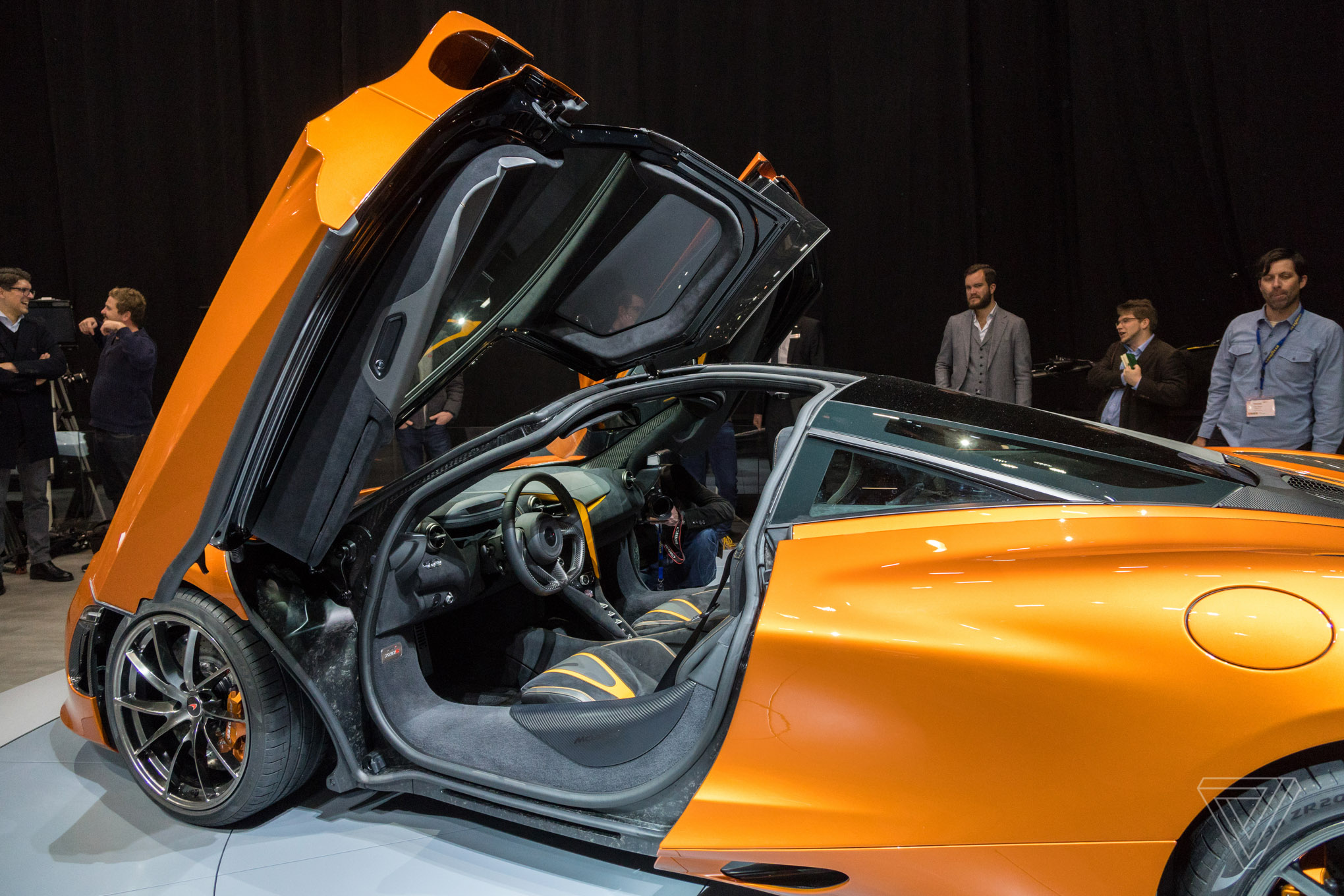 Mclaren S Top Priorities With The New 720s Aerodynamics