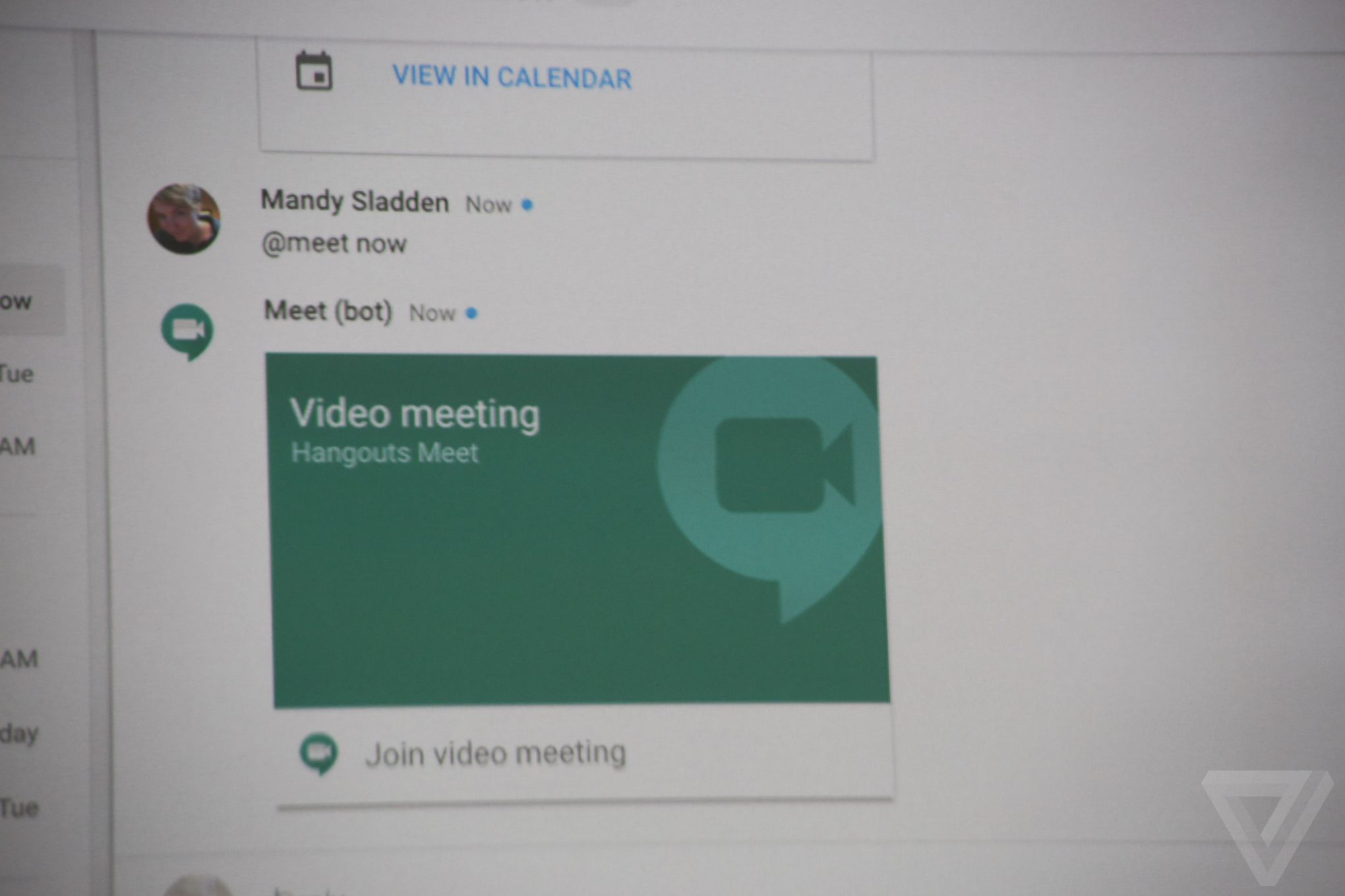 Google Hangouts is getting a major overhaul to take on Slack - The Verge
