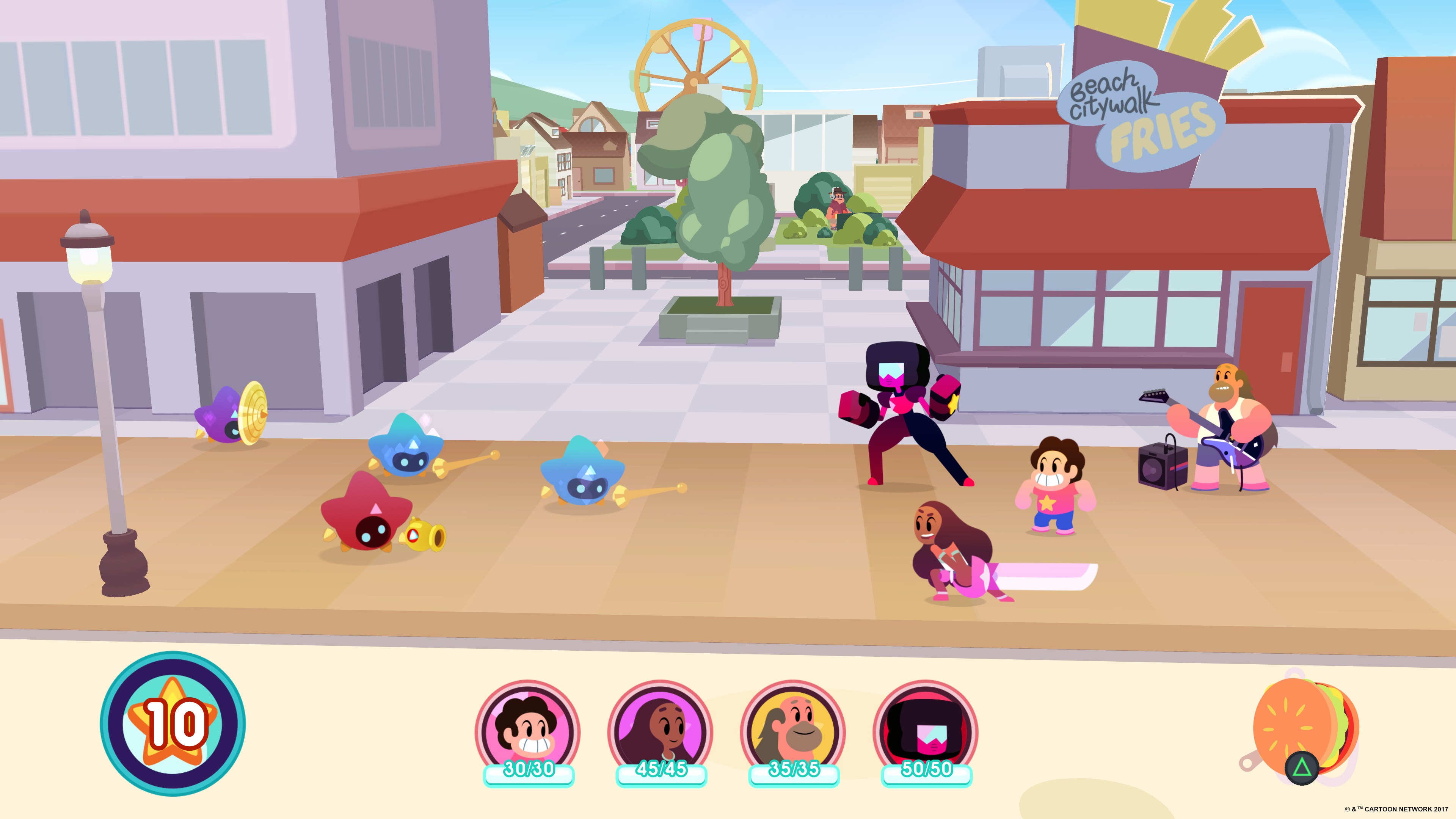 steven universe is coming to consoles with original rpg polygon