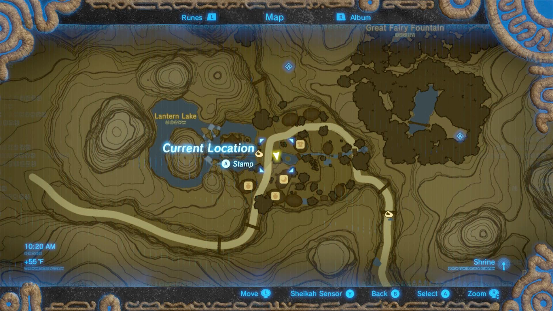 Flown the Coop side quest