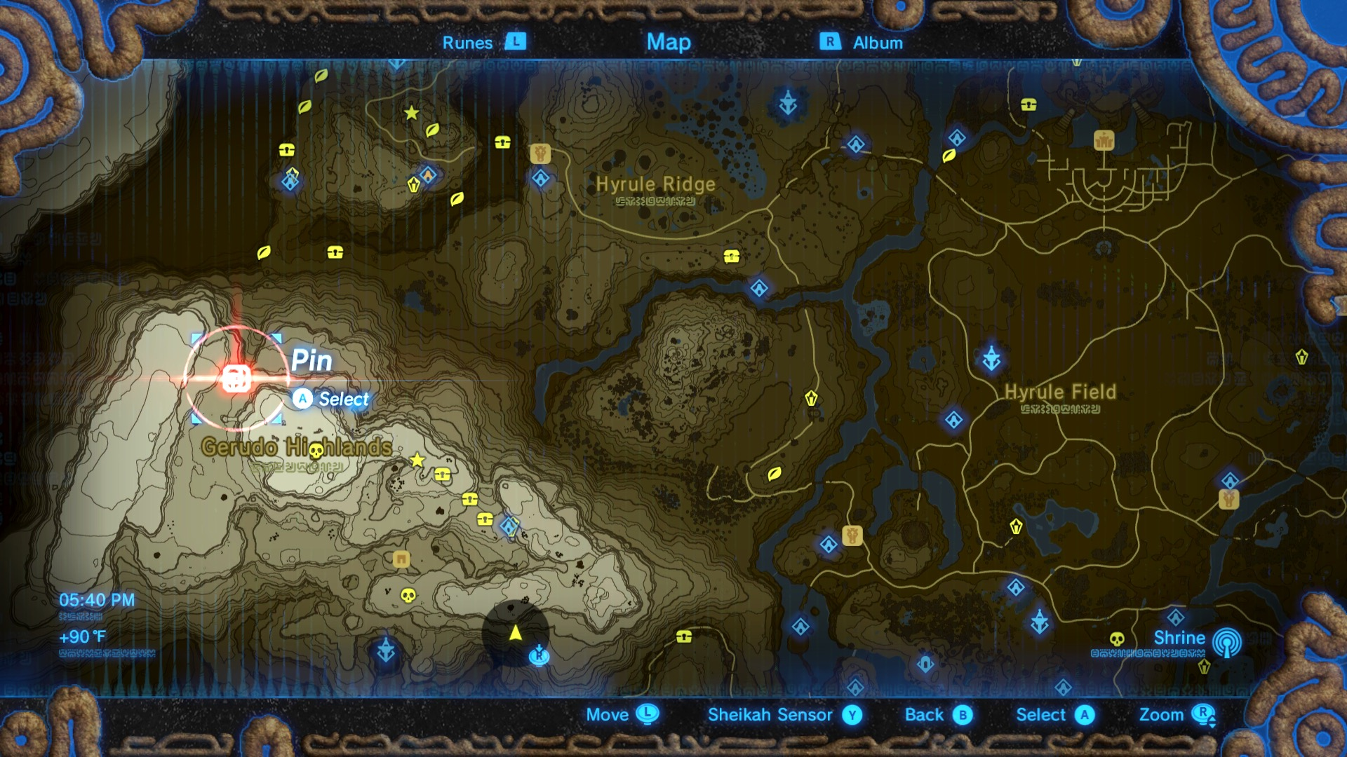 Zelda: Breath Of The Wild Guide: The Eighth Heroine Location And How ...
