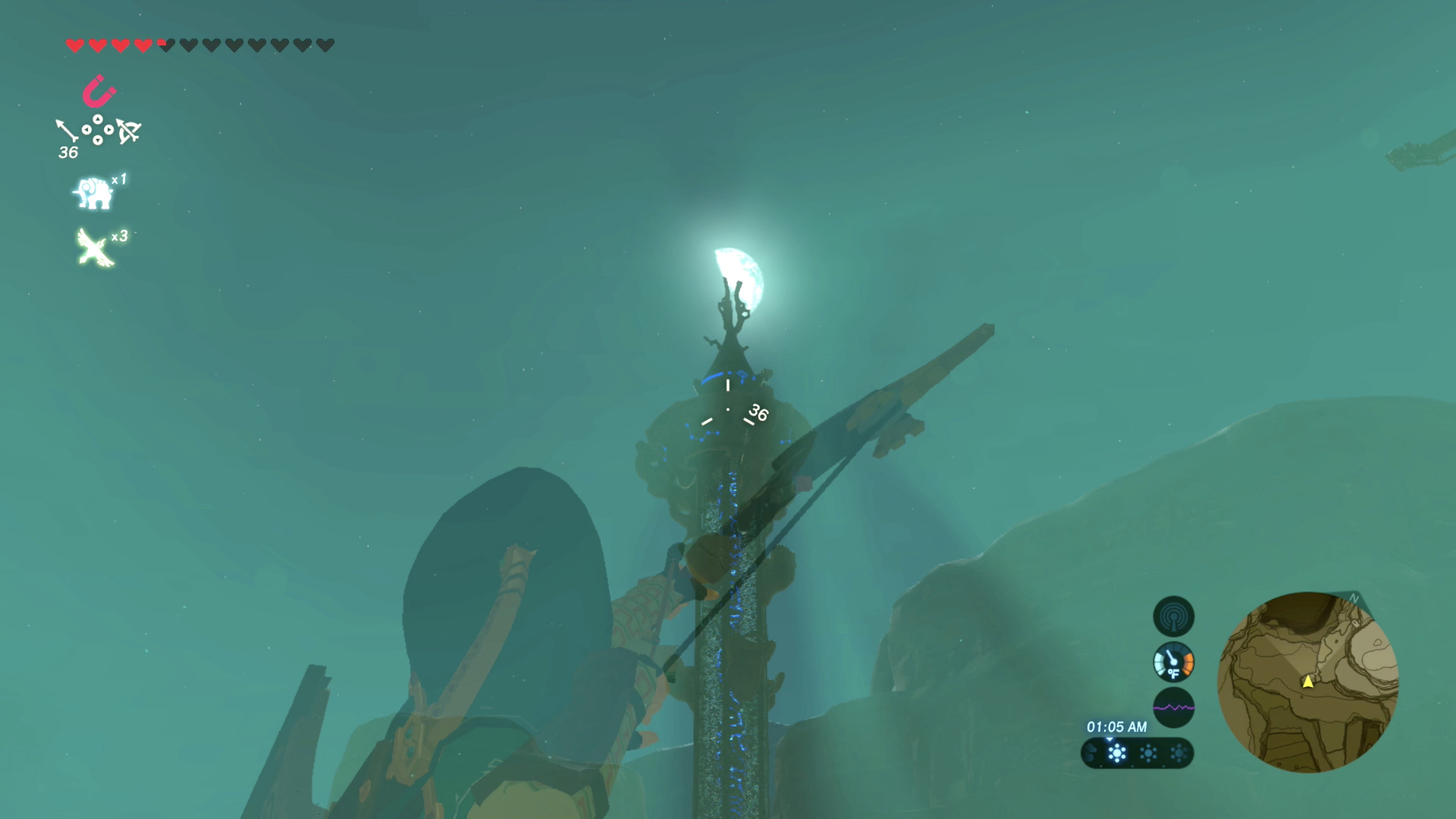 Zelda: Breath of the Wild guide: Sign of the Shadow shrine quest