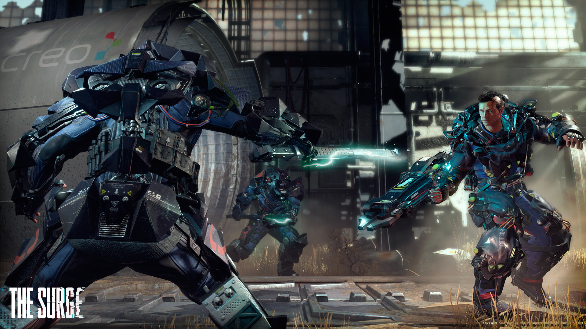 The Surge releases its 'Stronger, Faster, Tougher' trailer