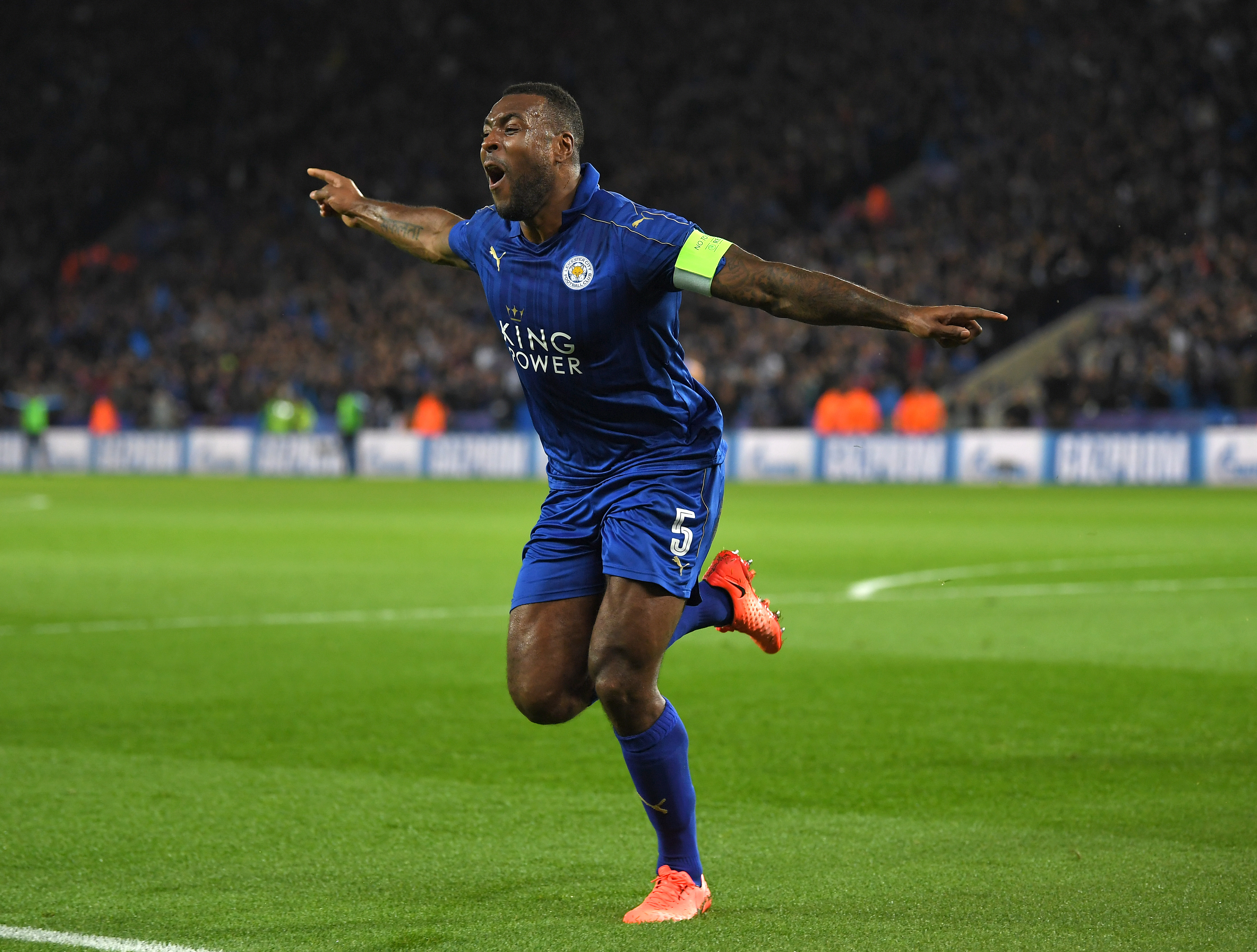 Ranieri who? Leicester set Premier League scoring record under Shakespeare