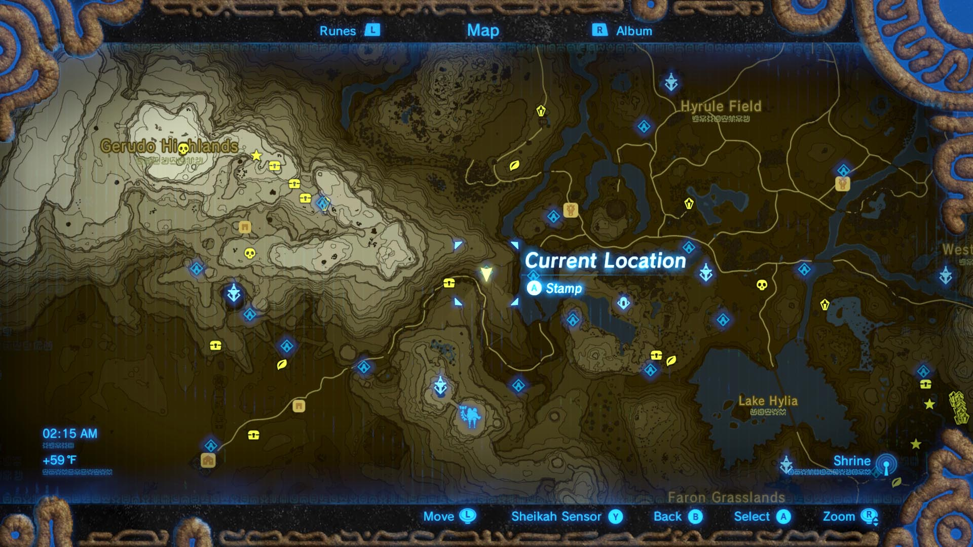 Zelda: Breath of the Wild guide: A Test of Will shrine
